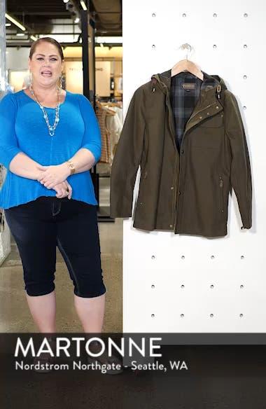 Dry Goods Cascade Raincoat, sales video thumbnail