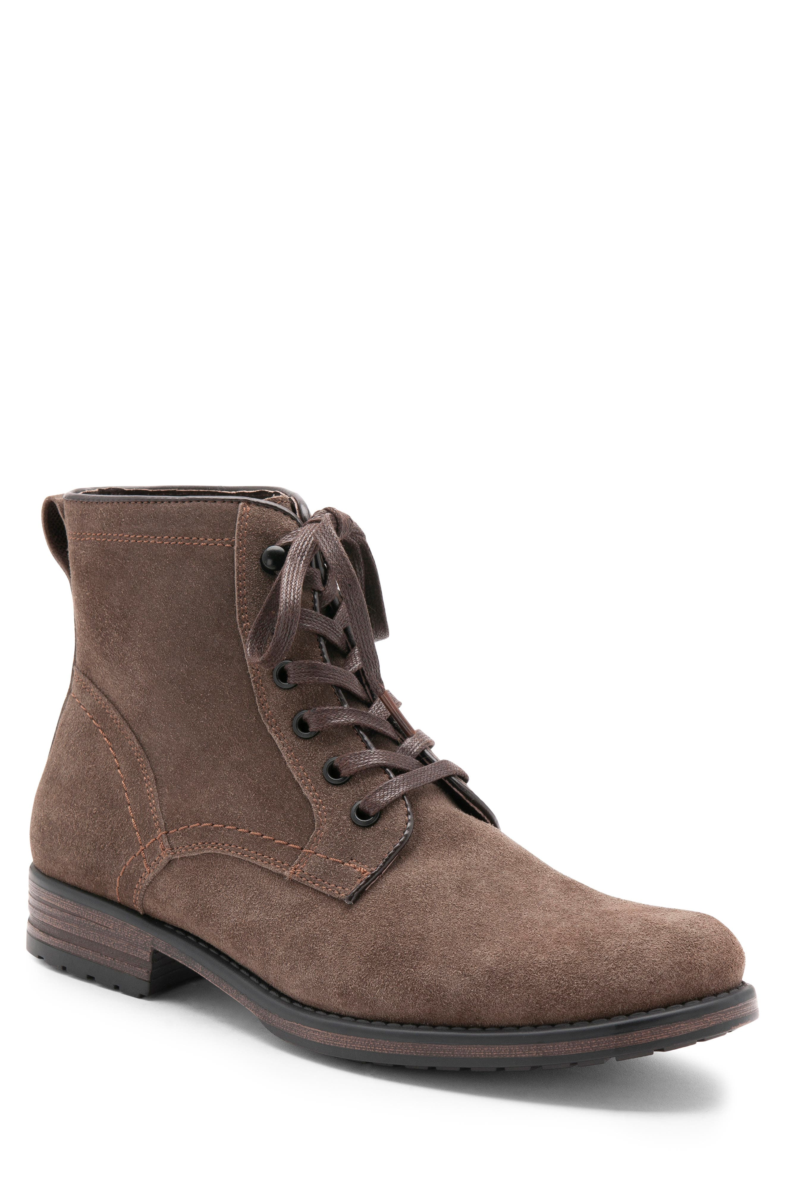Blondo Peter Waterproof Plain Toe Boot, Brown