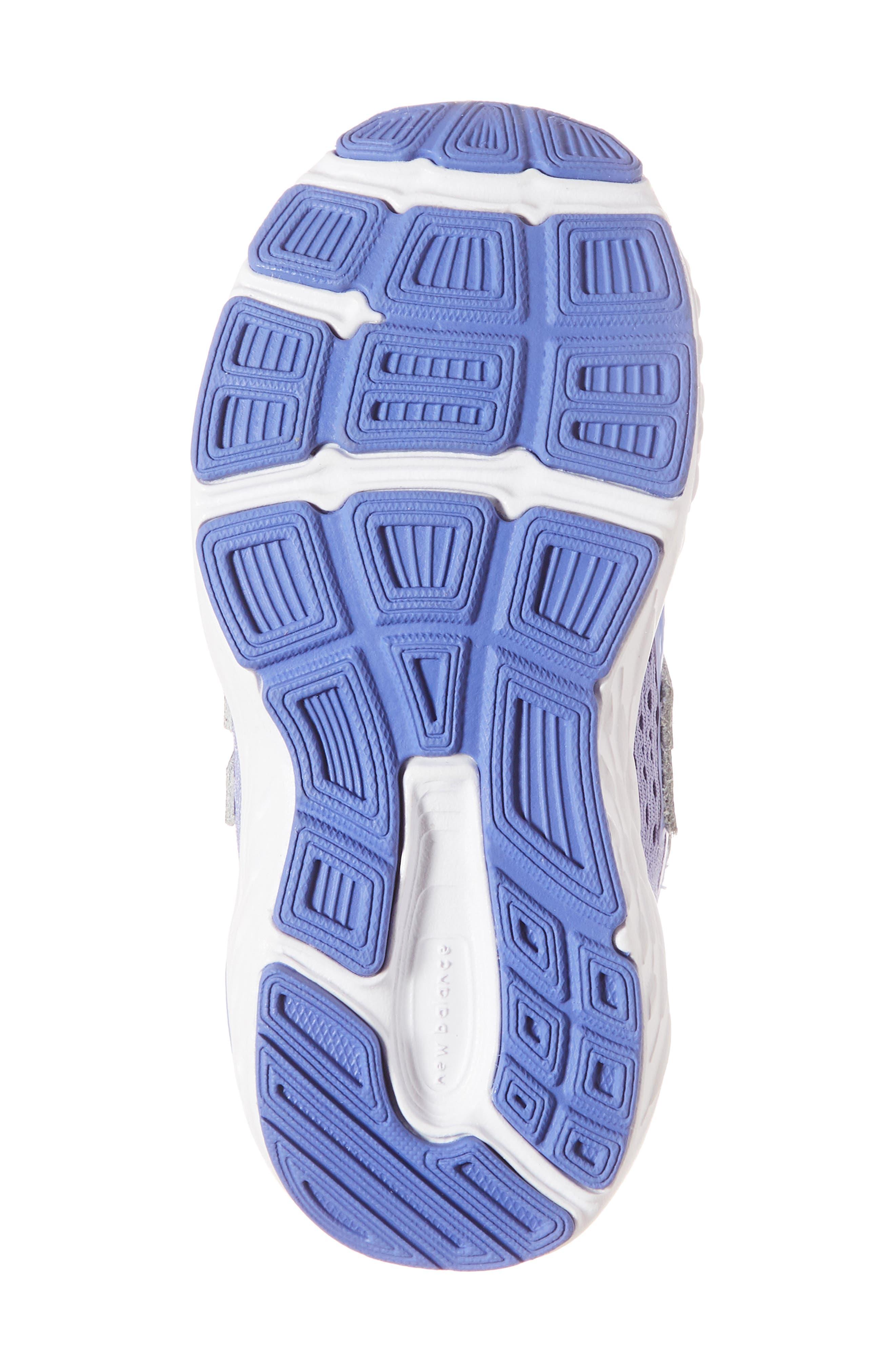 680v5 Sneaker,                             Alternate thumbnail 6, color,                             ICE VIOLET