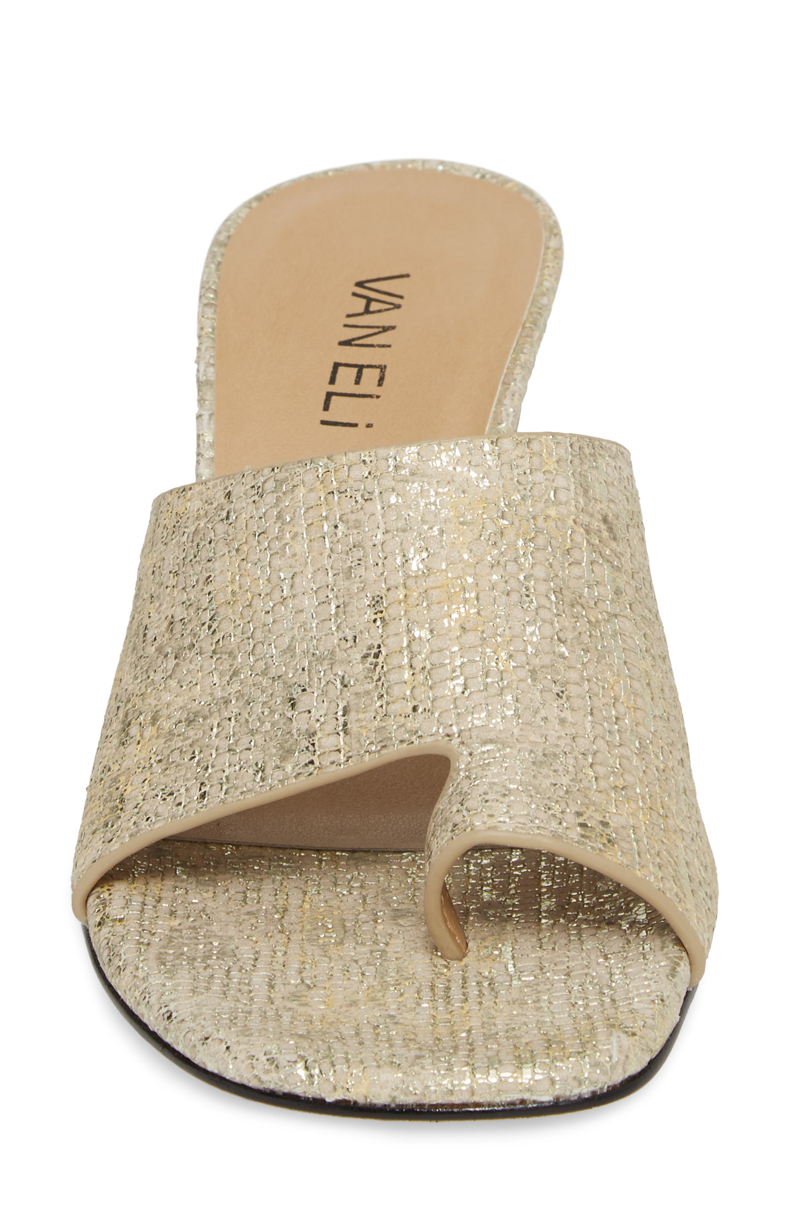 'Melea' Slide Sandal,                             Alternate thumbnail 4, color,                             250