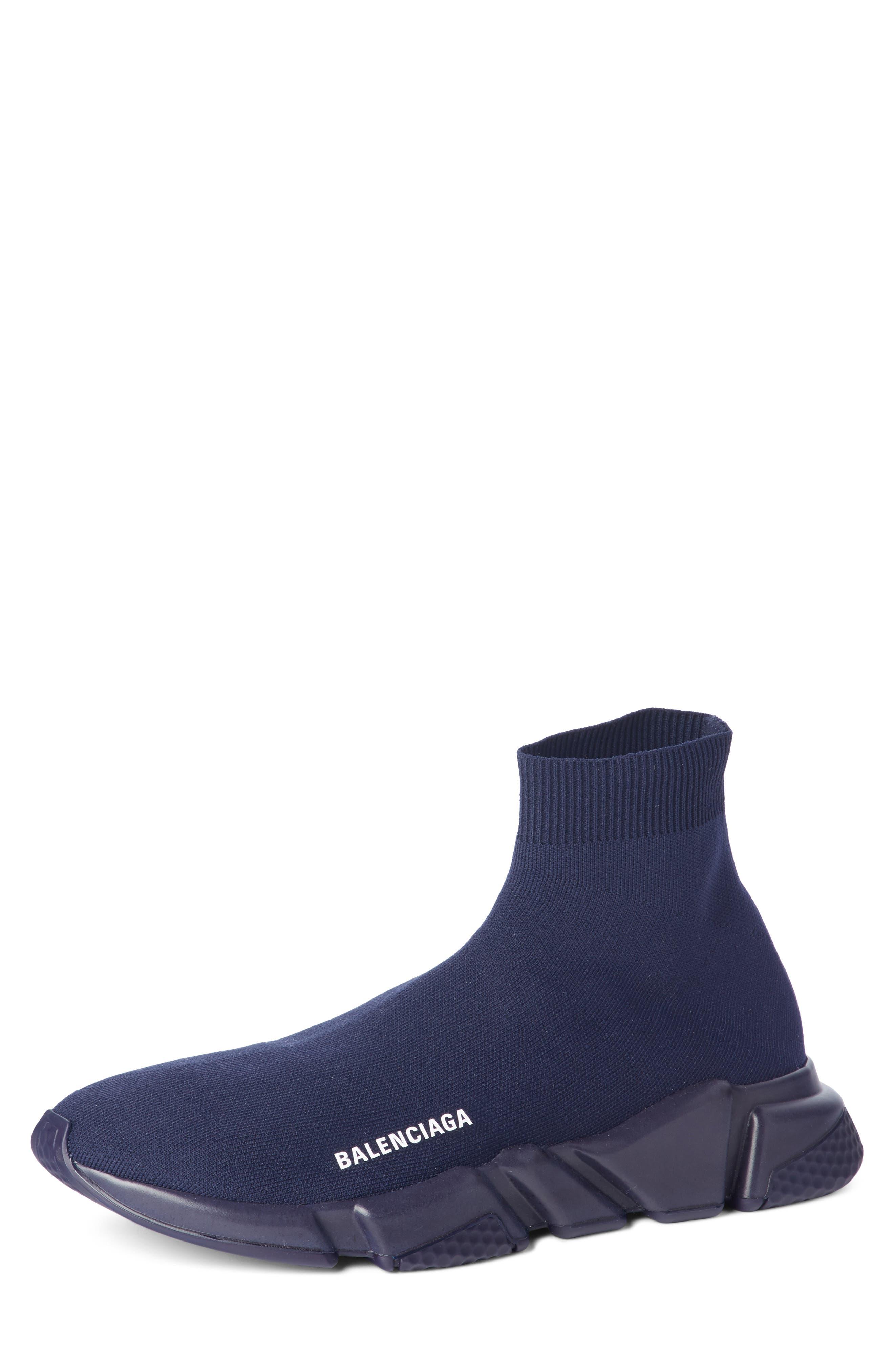 Speed High Slip-On,                         Main,                         color, BLUE MARINE
