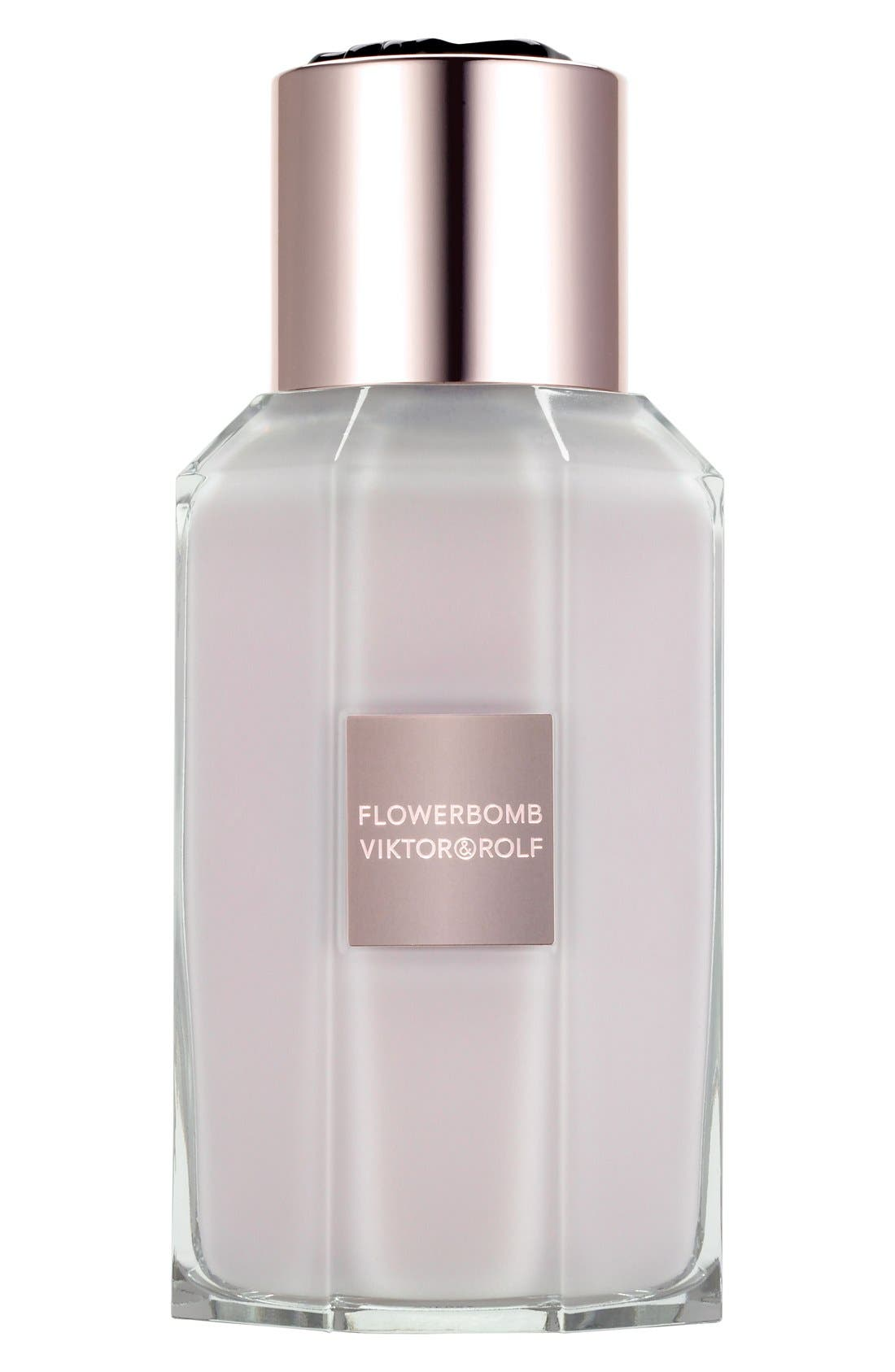 Flowerbomb Foaming Bath,                             Main thumbnail 1, color,                             000