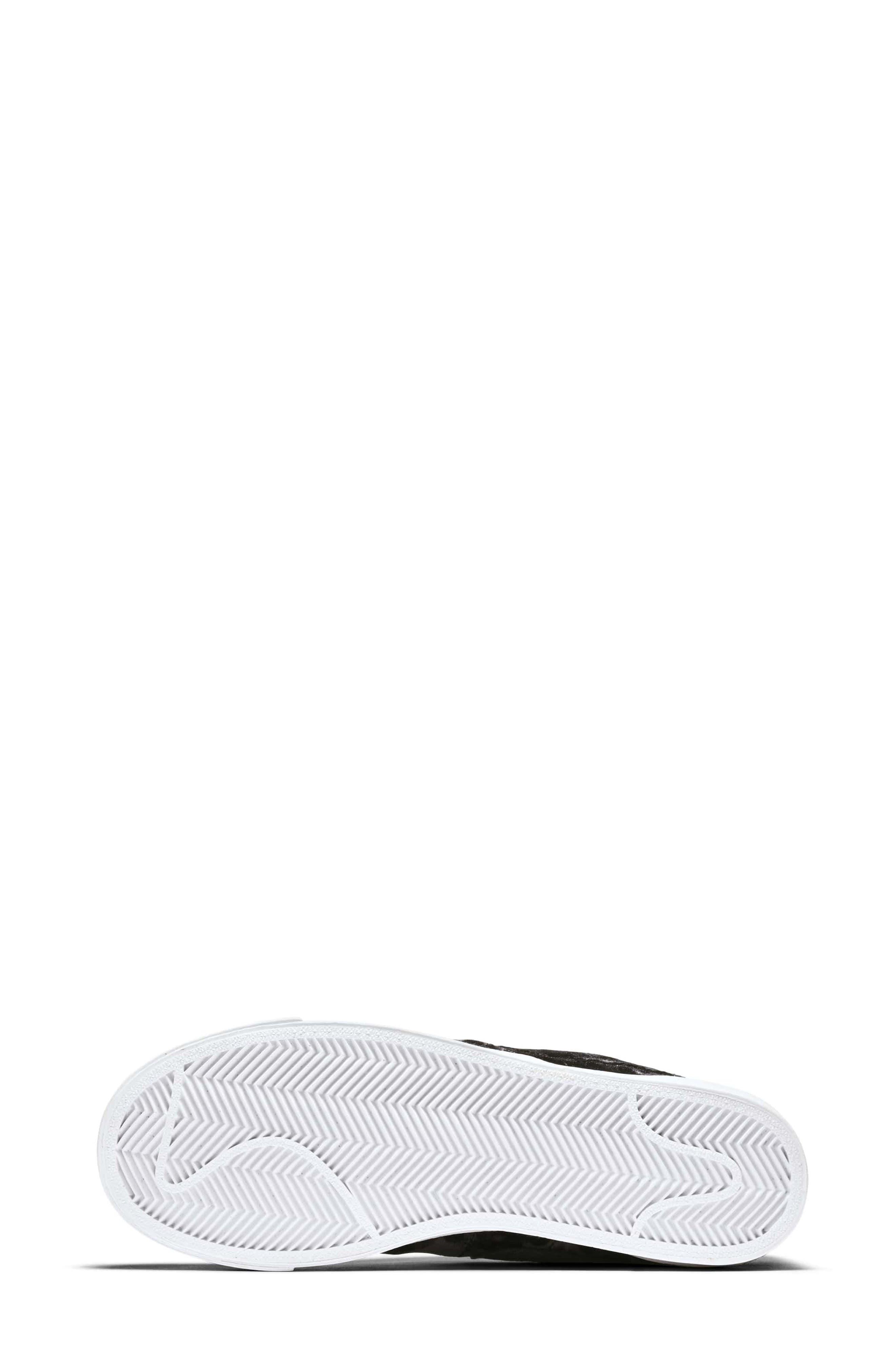 Blazer Low X Sneaker,                             Alternate thumbnail 5, color,                             003