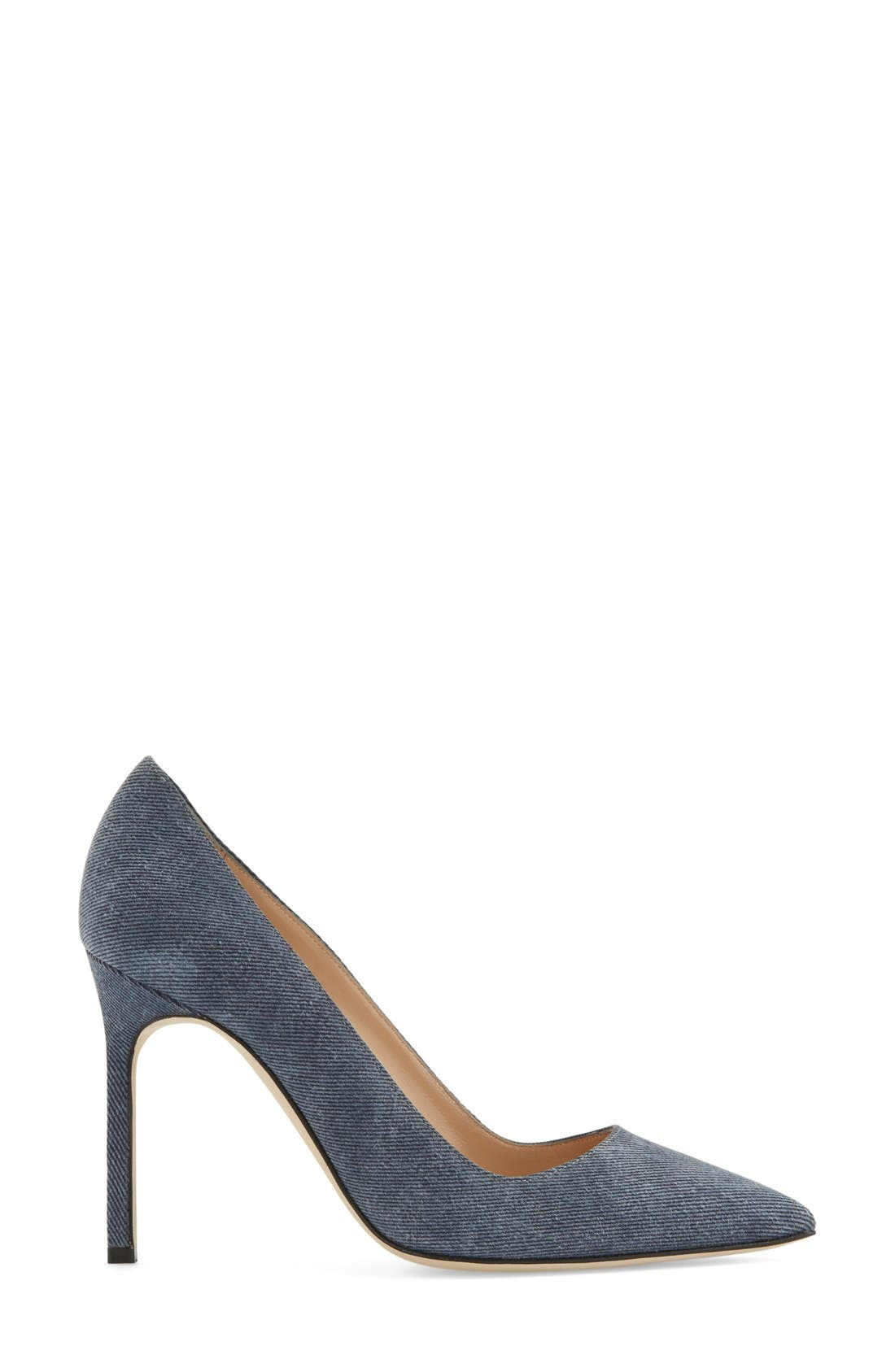 BB Pointy Toe Pump,                             Alternate thumbnail 51, color,