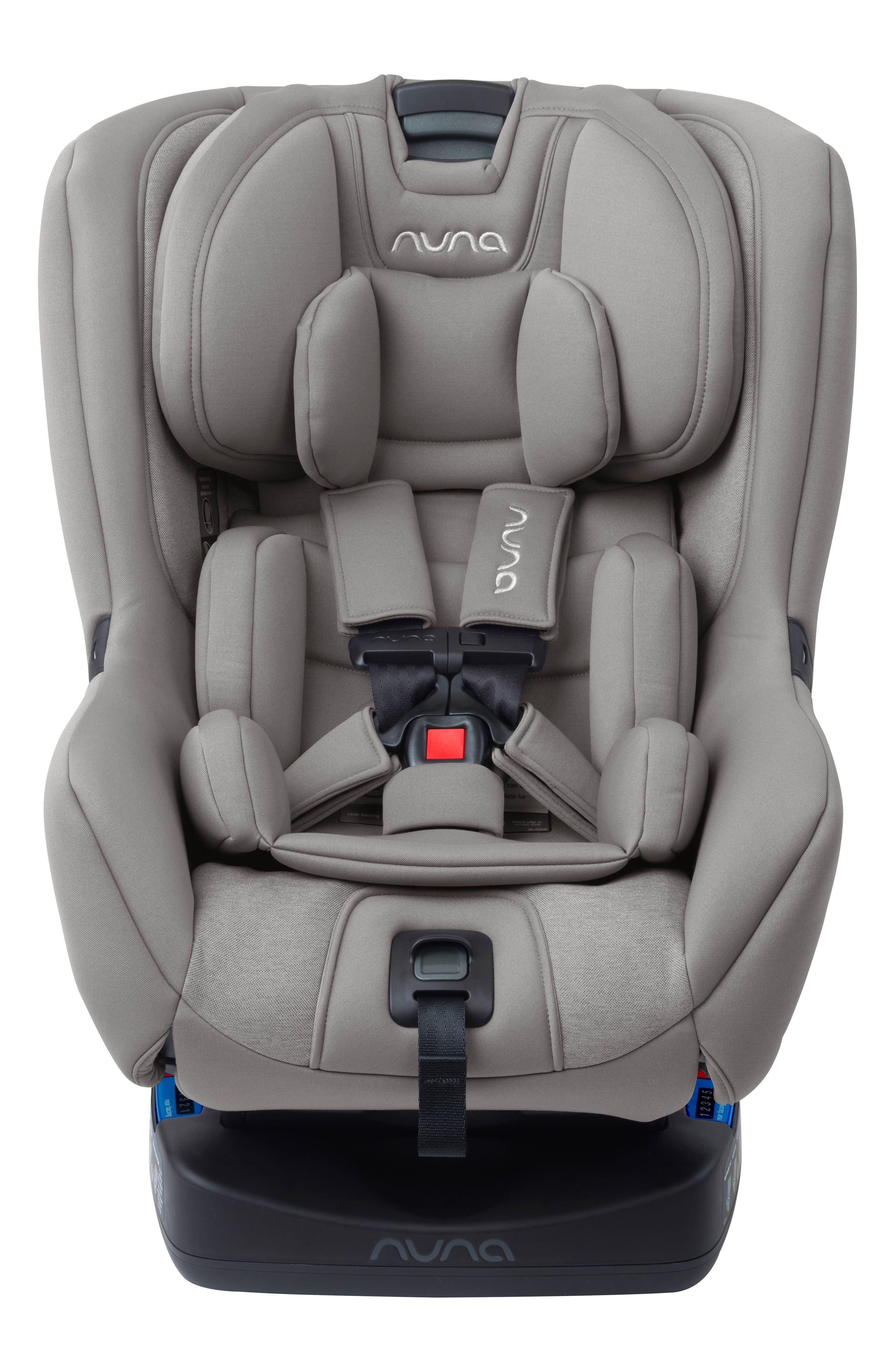 Infant Nuna Rava(TM) Flame Resistant Free Convertible Car Seat Size One Size  Grey