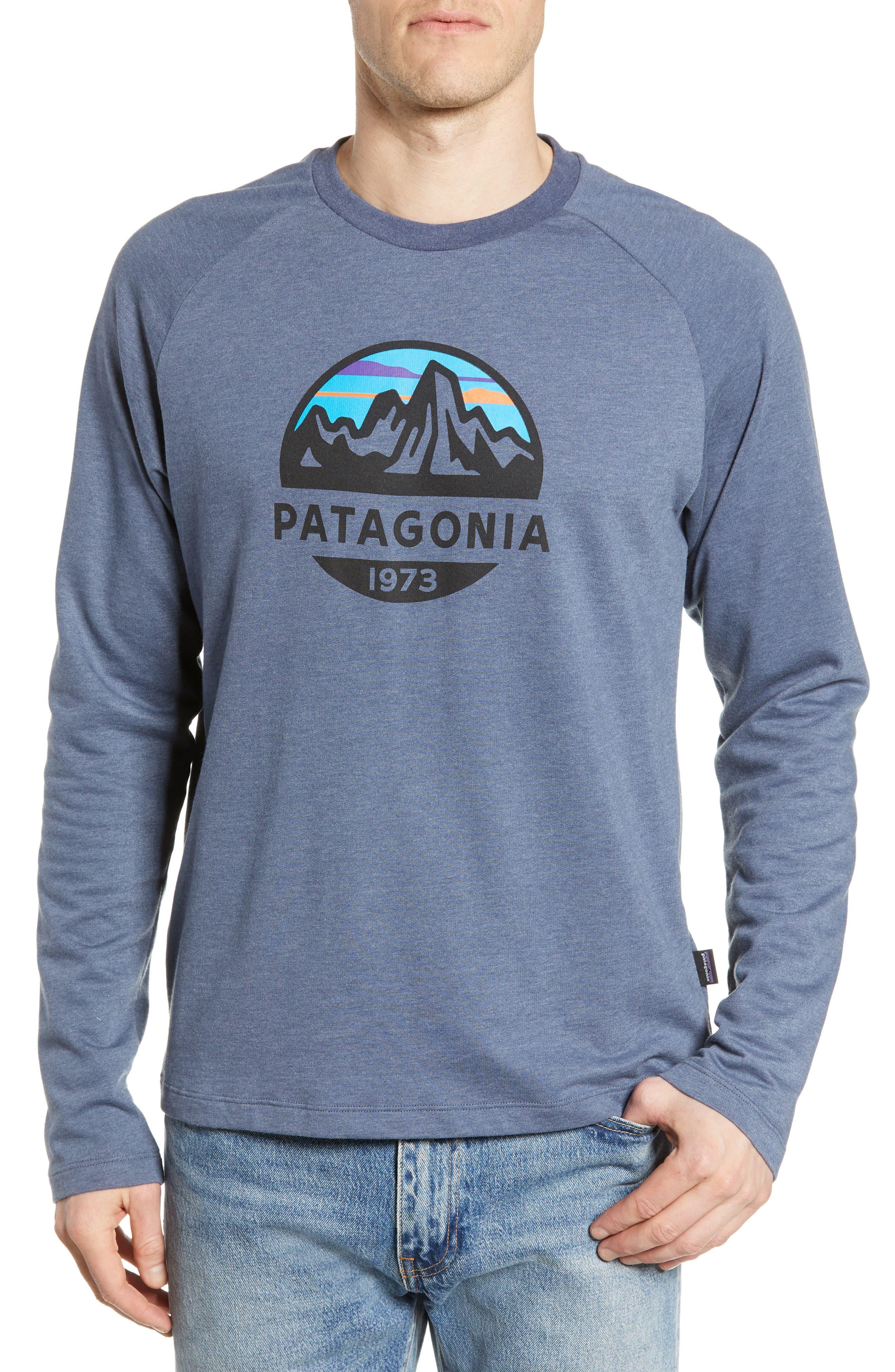 Patagonia Fitz Roy Scope Raglan Sweatshirt