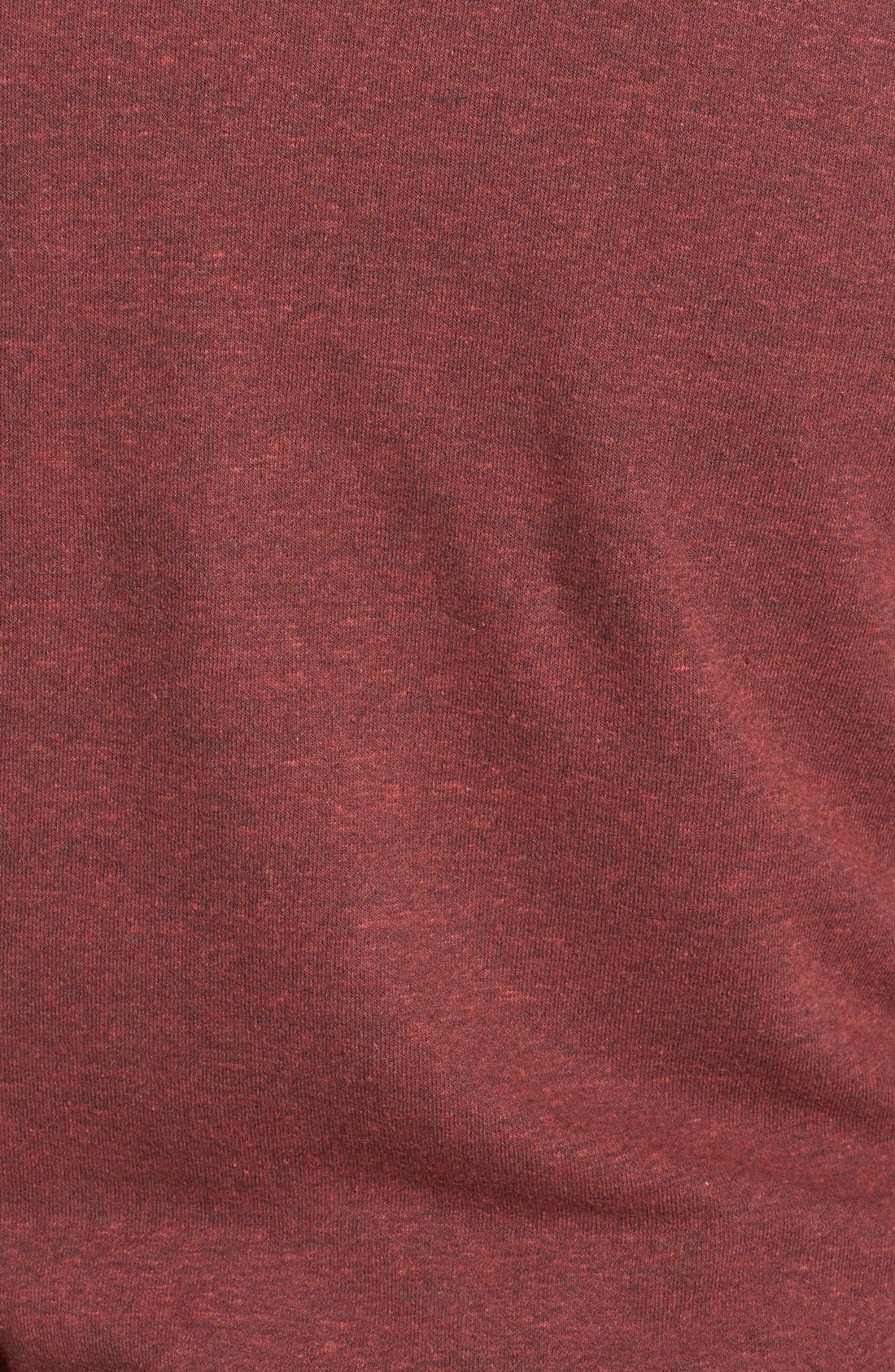 Threads for Thought Trim Fit Heathered Hoodie,                             Main thumbnail 16, color,