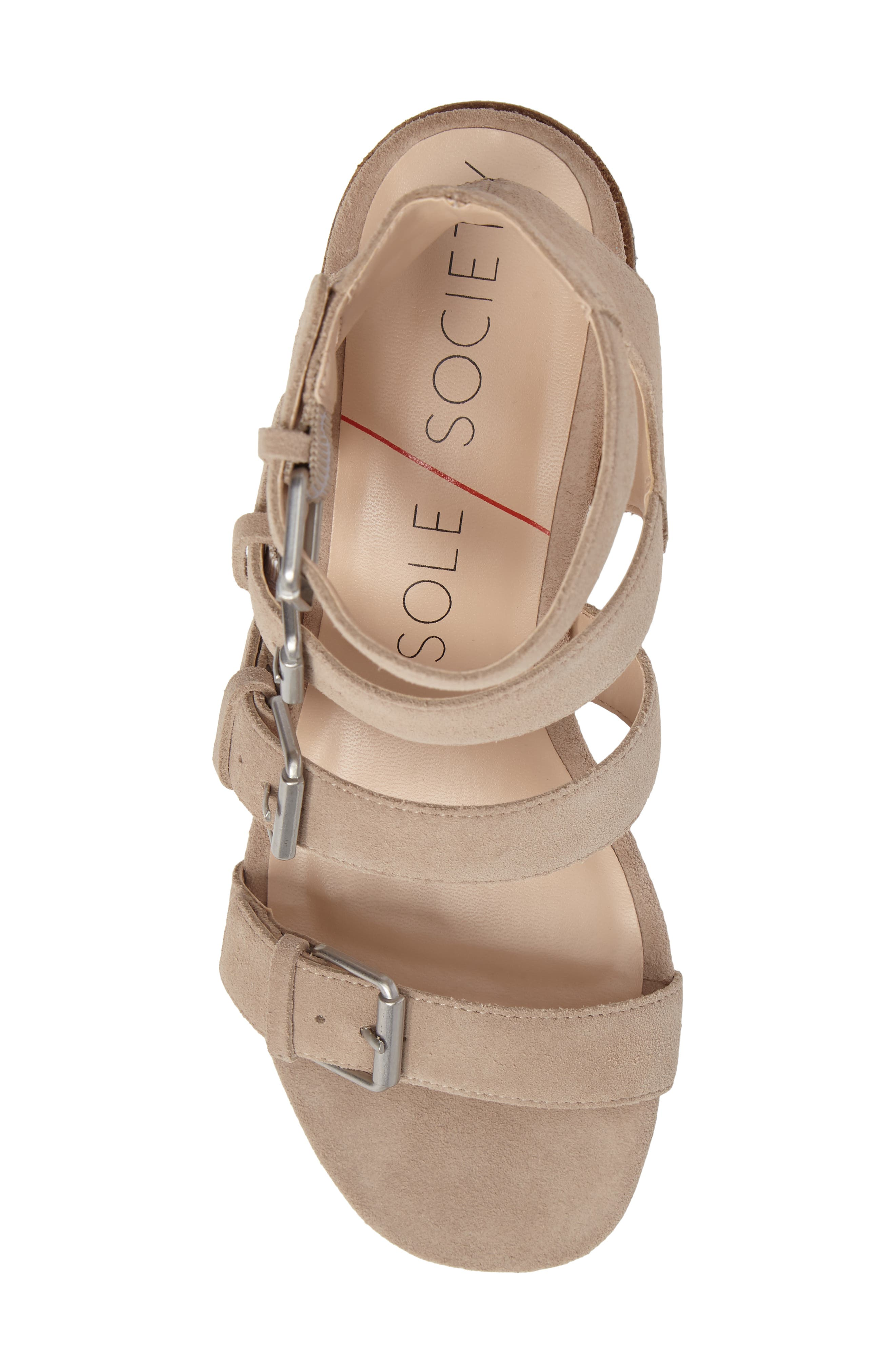 Culver Block Heel Sandal,                             Alternate thumbnail 10, color,