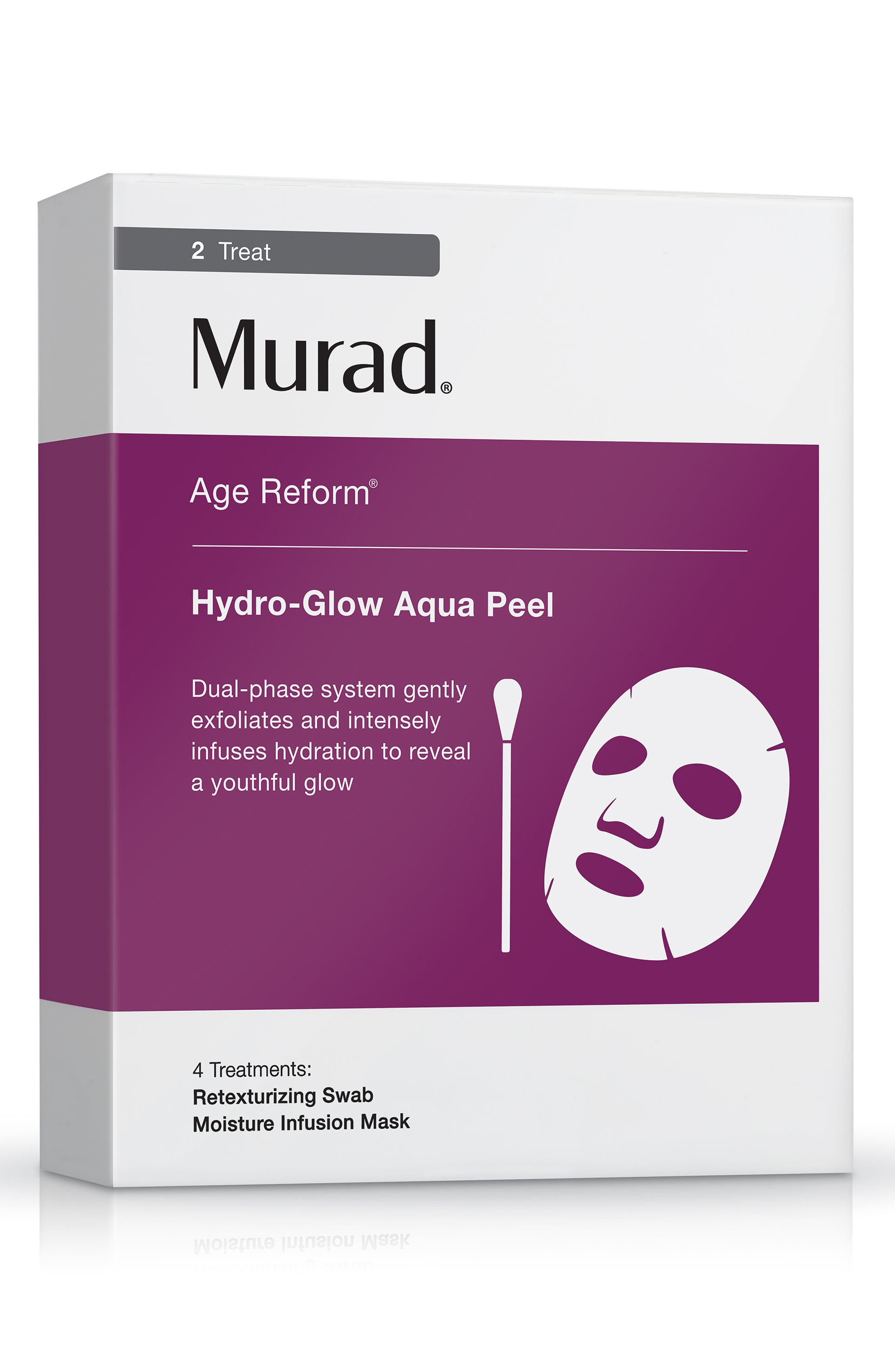 Hydro-Glow Aqua Peel,                             Main thumbnail 1, color,                             000