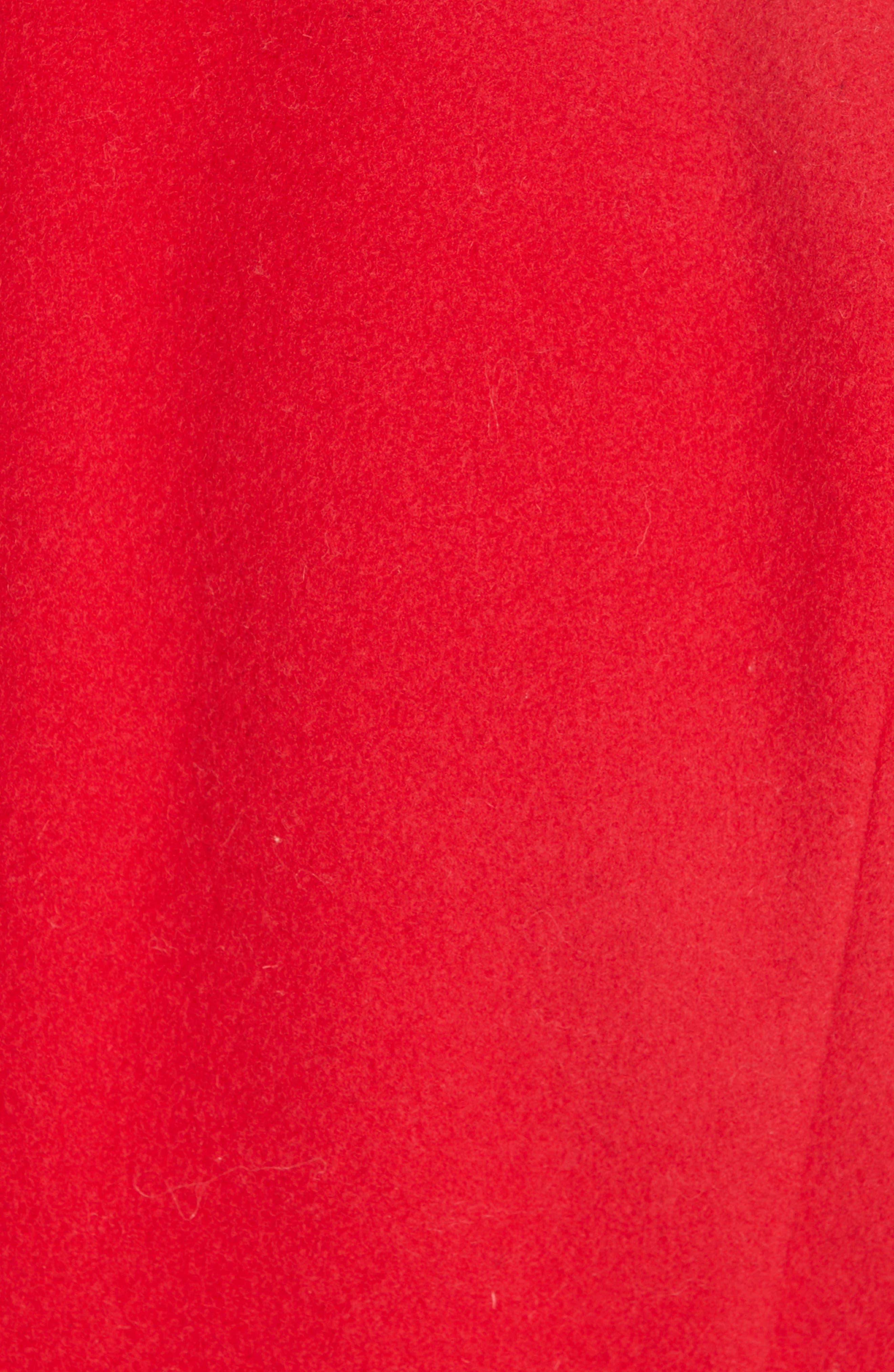 Hersilia Wool Blend Coat,                             Alternate thumbnail 6, color,                             600