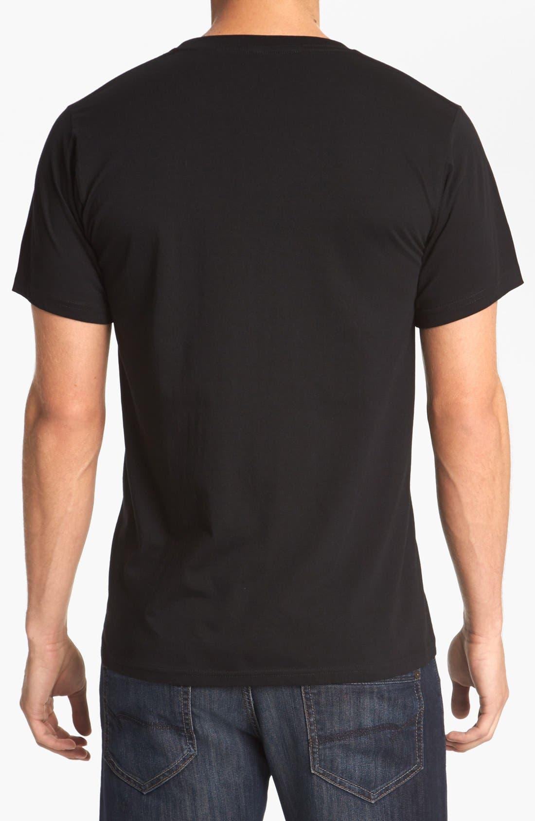 HORSES CUT SHOP,                             'Kelly's Olympian' T-Shirt,                             Alternate thumbnail 2, color,                             001