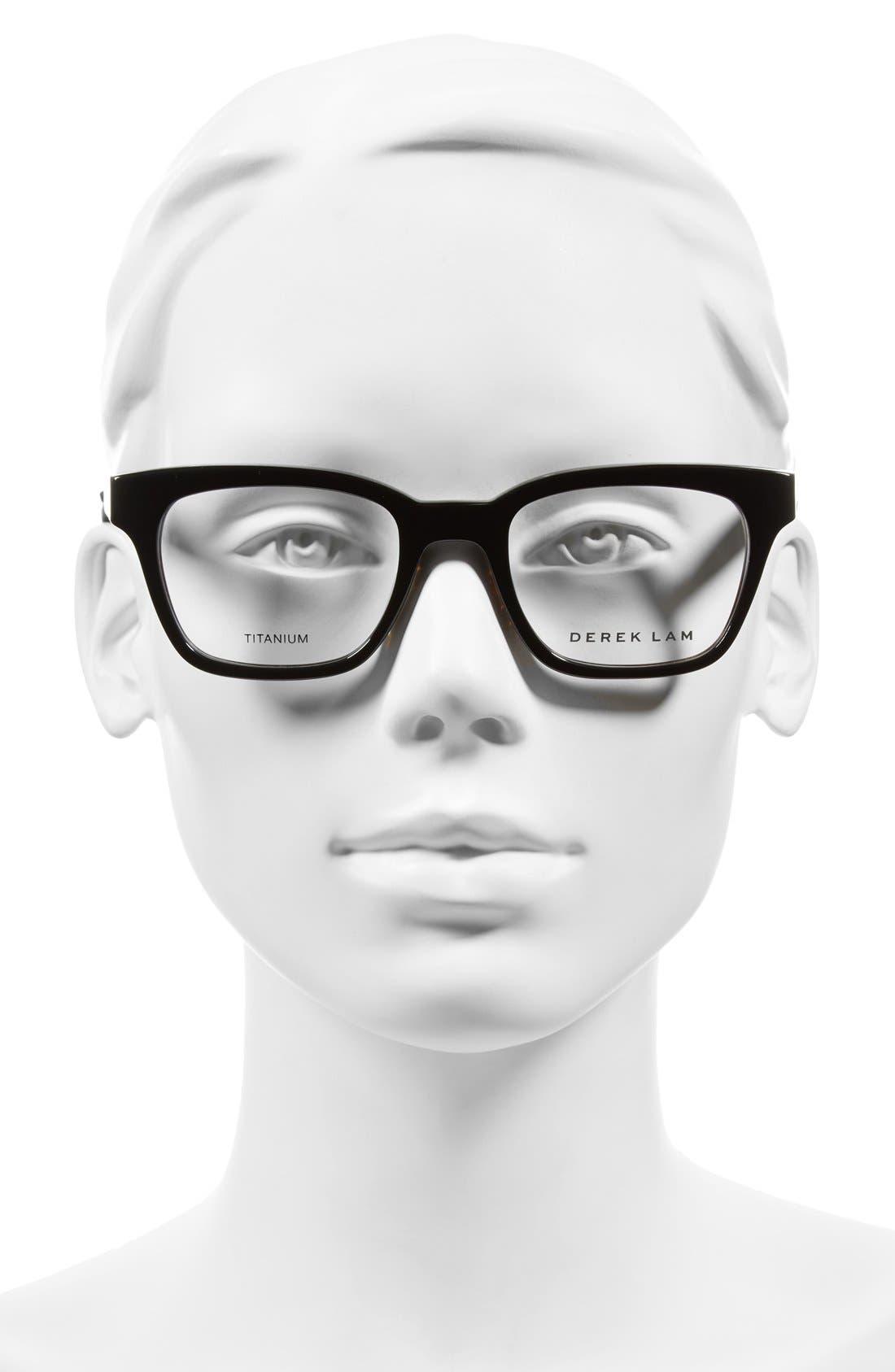 50mm Glasses,                             Alternate thumbnail 2, color,                             001