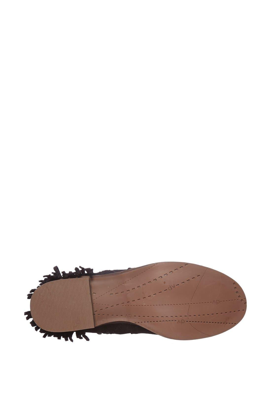 DV Footwear 'Fisher' Bootie,                             Alternate thumbnail 3, color,                             004