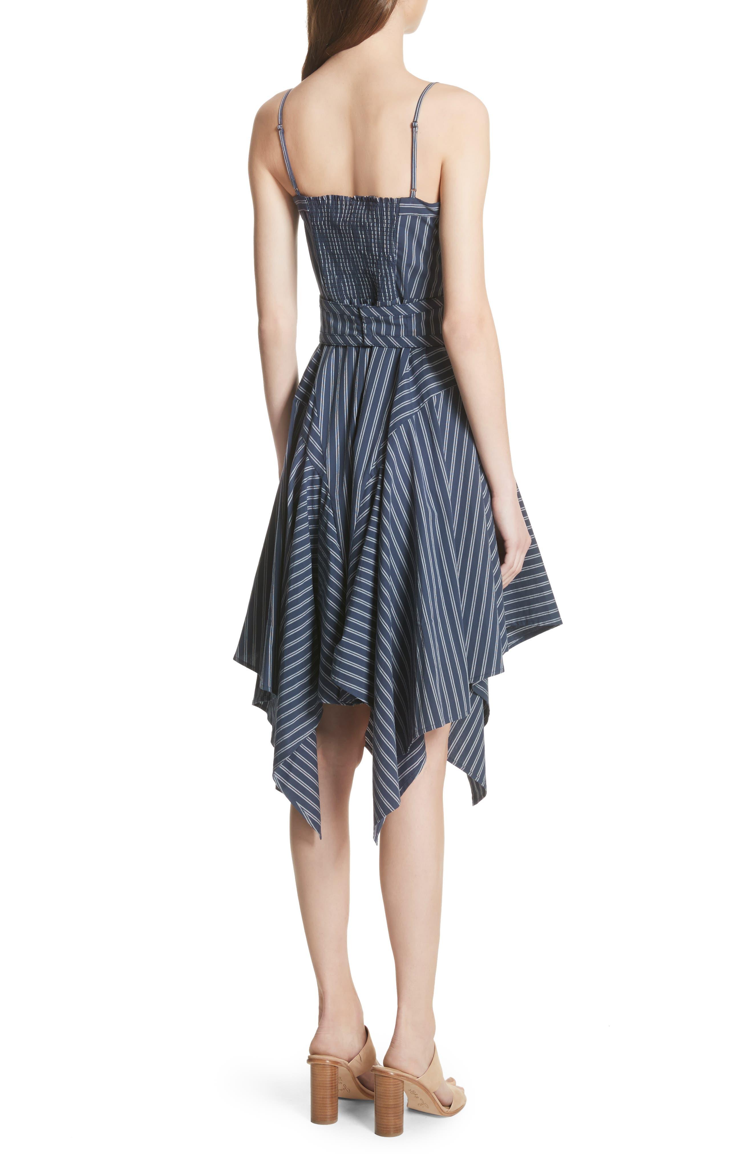 Ronit Fit & Flare Dress,                             Alternate thumbnail 2, color,                             410