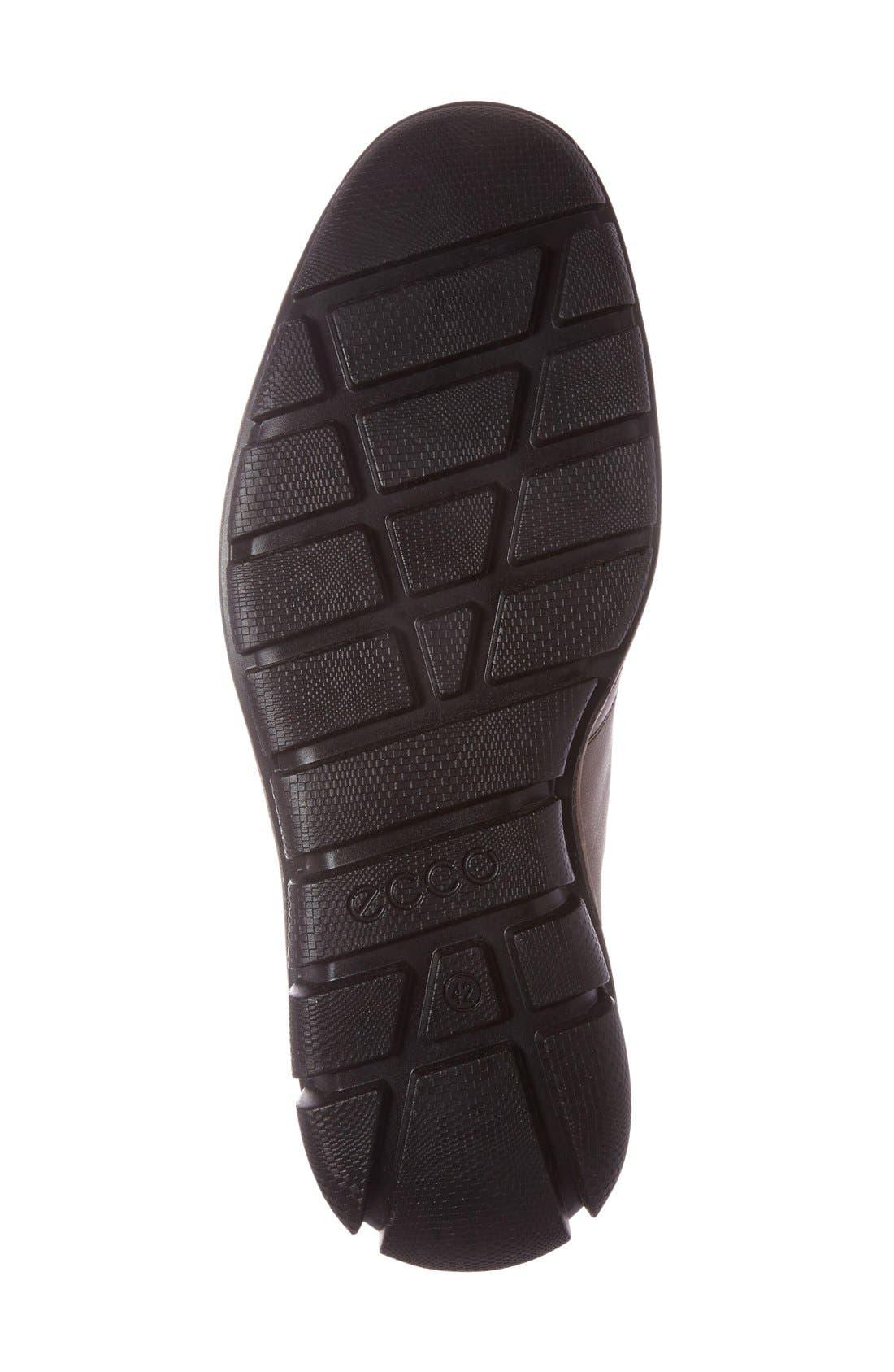 'Jeremy Hybrid' Plain Toe Boot,                             Alternate thumbnail 7, color,