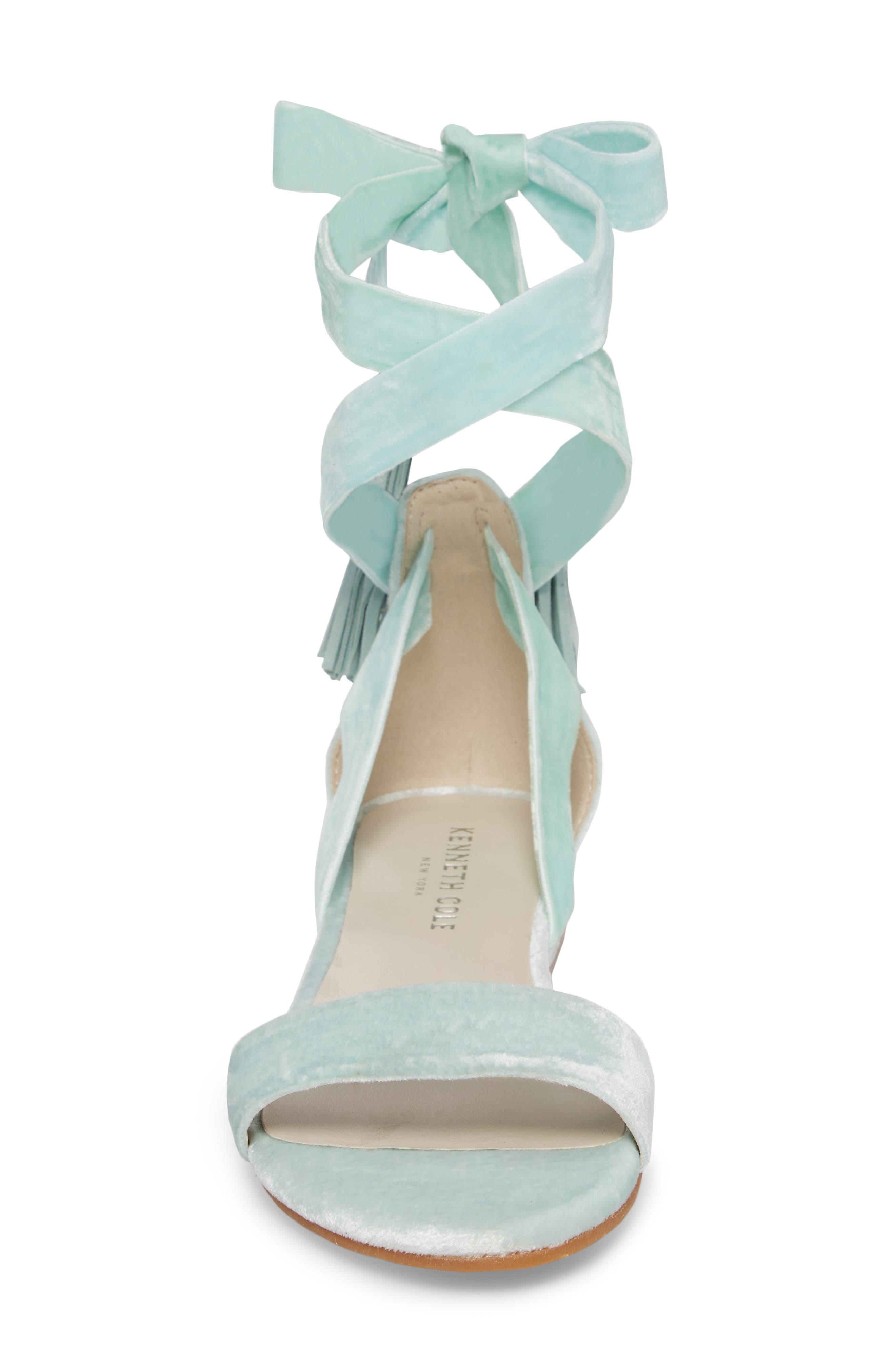 Valen Tassel Lace-Up Sandal,                             Alternate thumbnail 50, color,