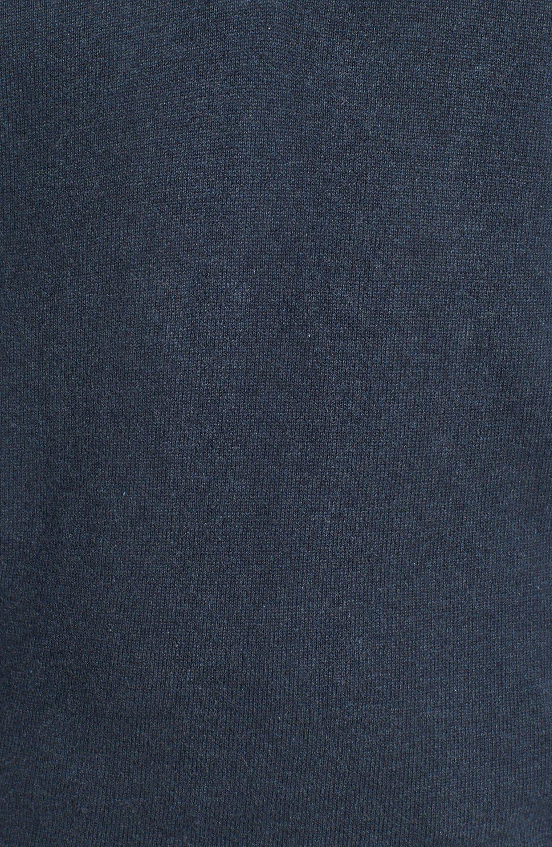 Broadview Half Zip Sweater,                             Alternate thumbnail 4, color,                             480