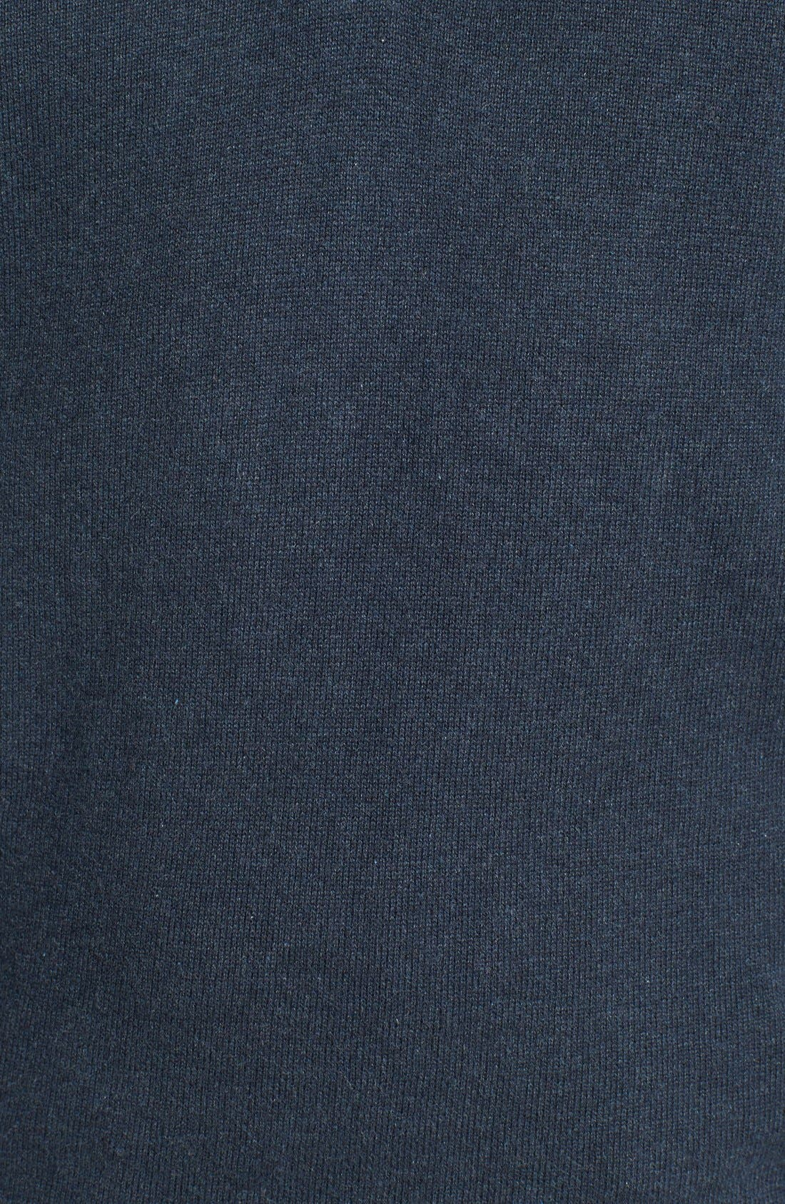 CUTTER & BUCK,                             Broadview Half Zip Sweater,                             Alternate thumbnail 4, color,                             480