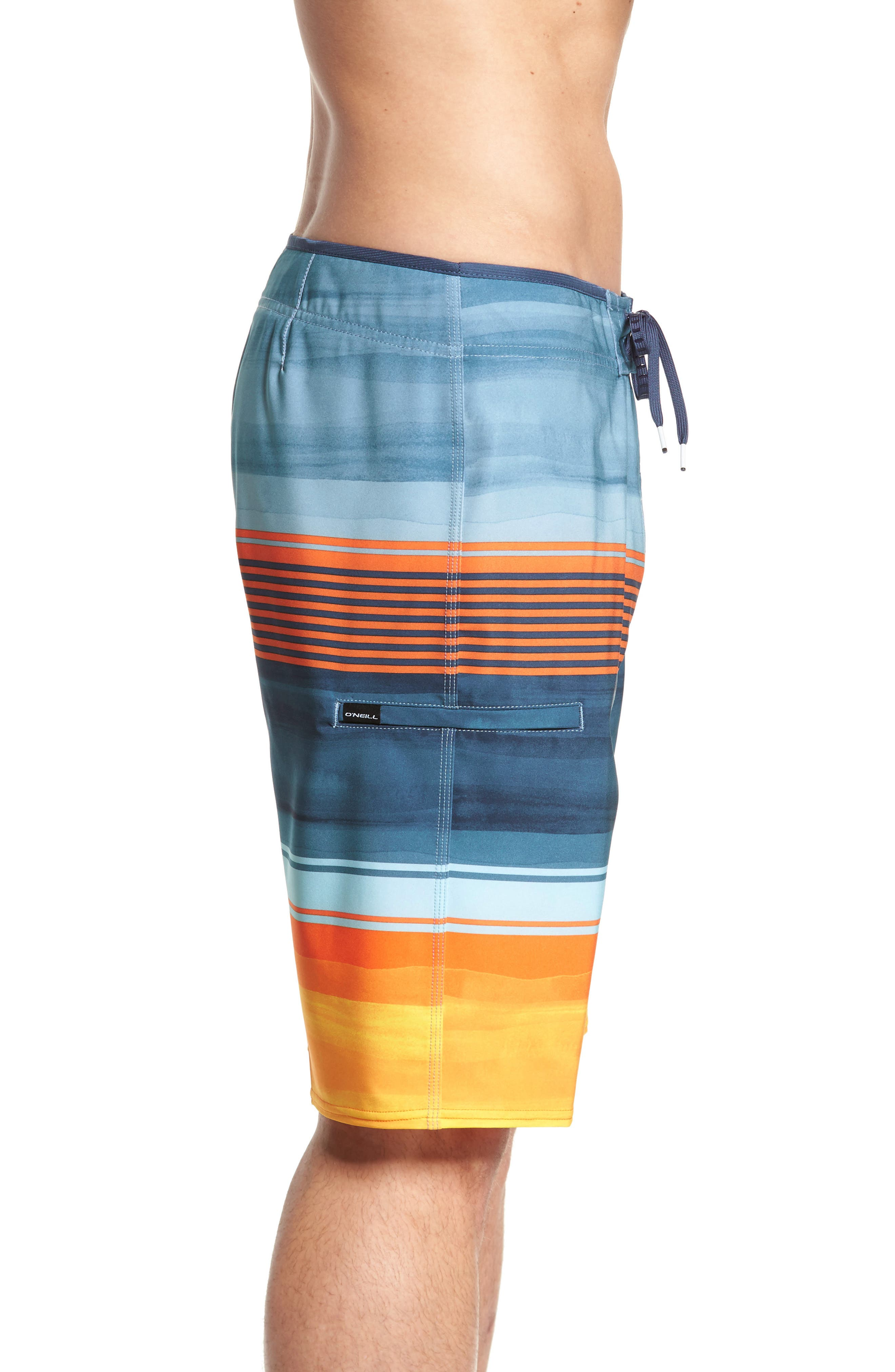Hyperfreak Heist Board Shorts,                             Alternate thumbnail 18, color,