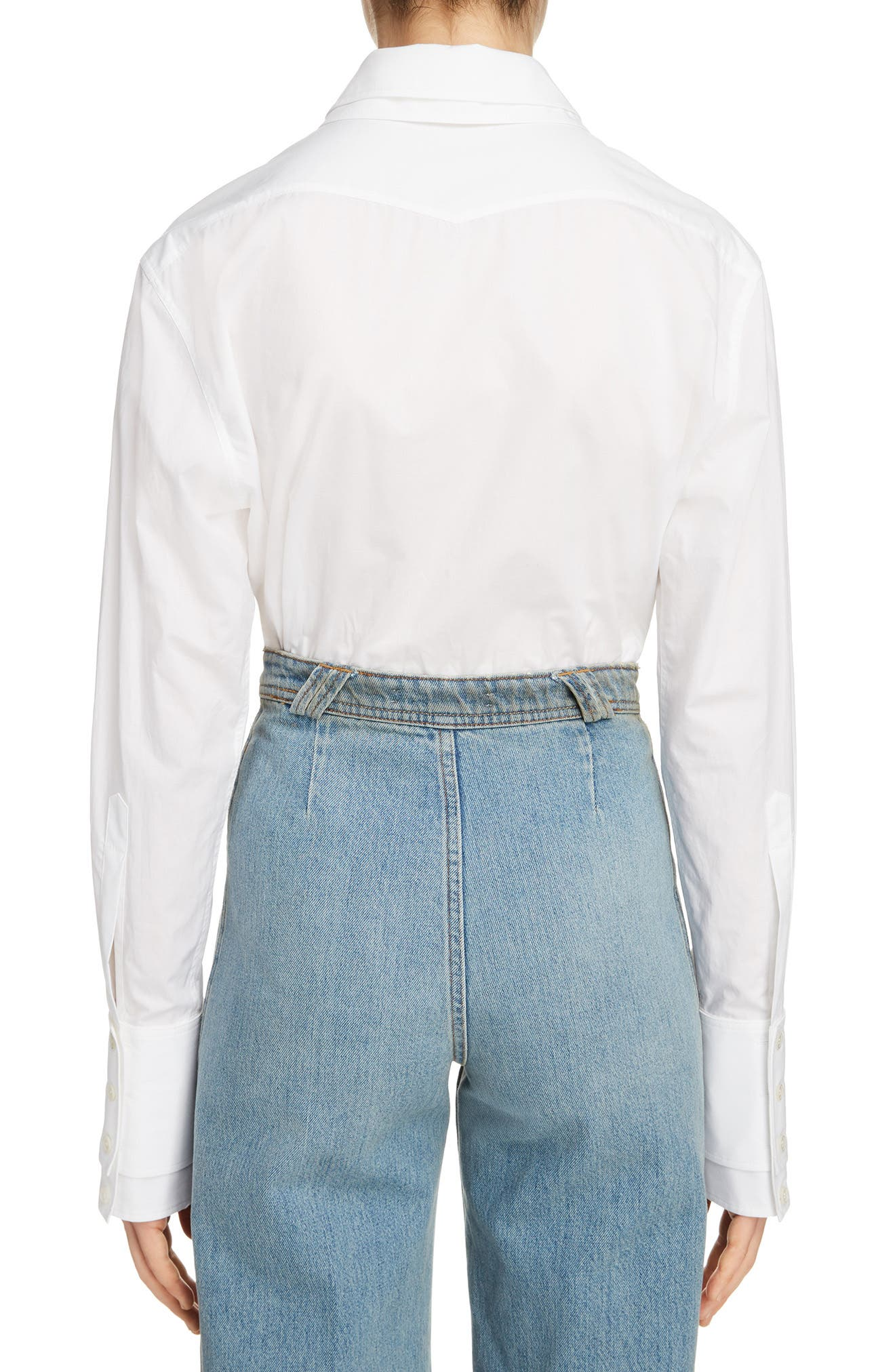 Roline Shirt,                             Alternate thumbnail 2, color,                             100