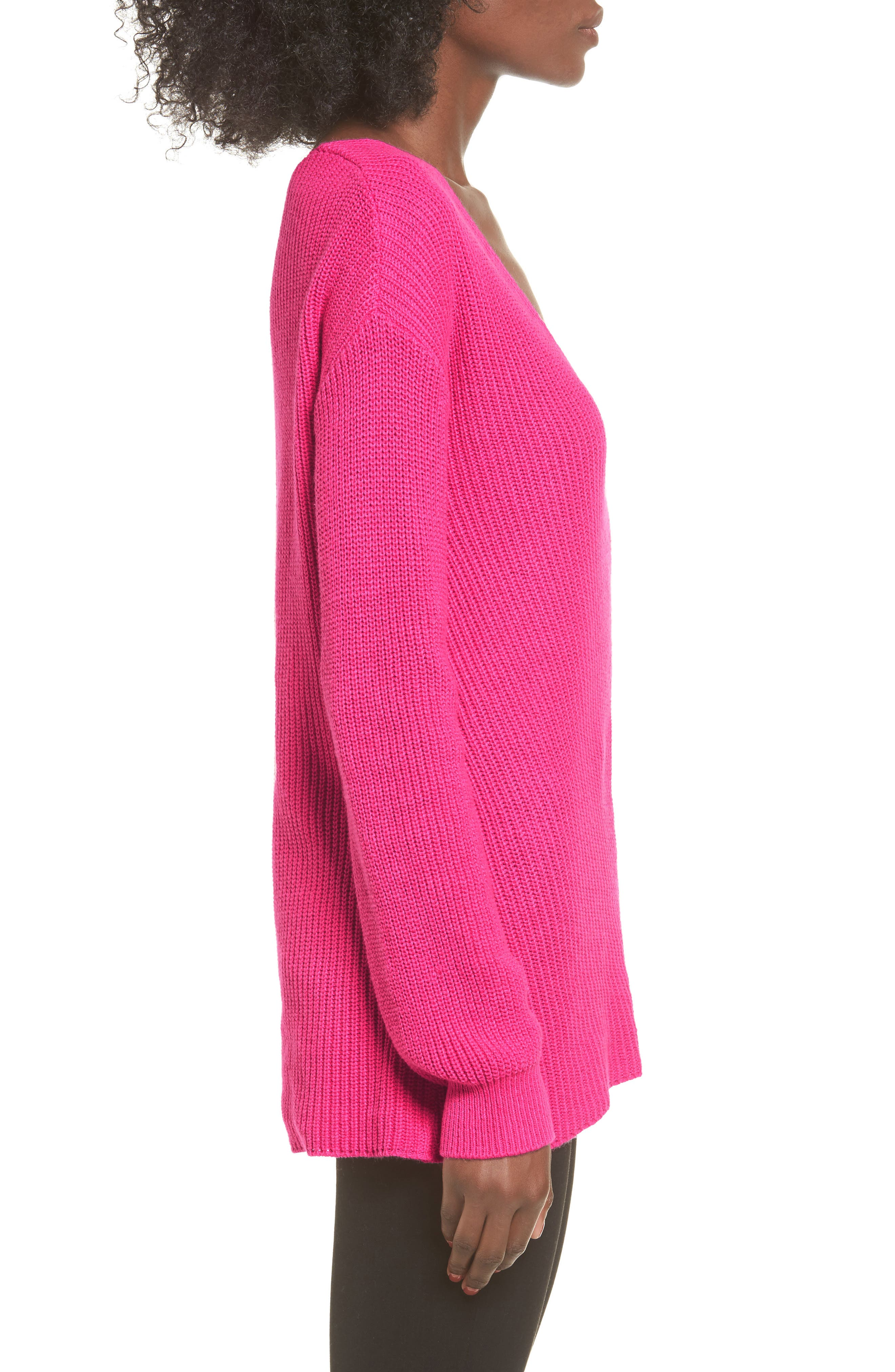 V-Neck Sweater,                             Alternate thumbnail 20, color,