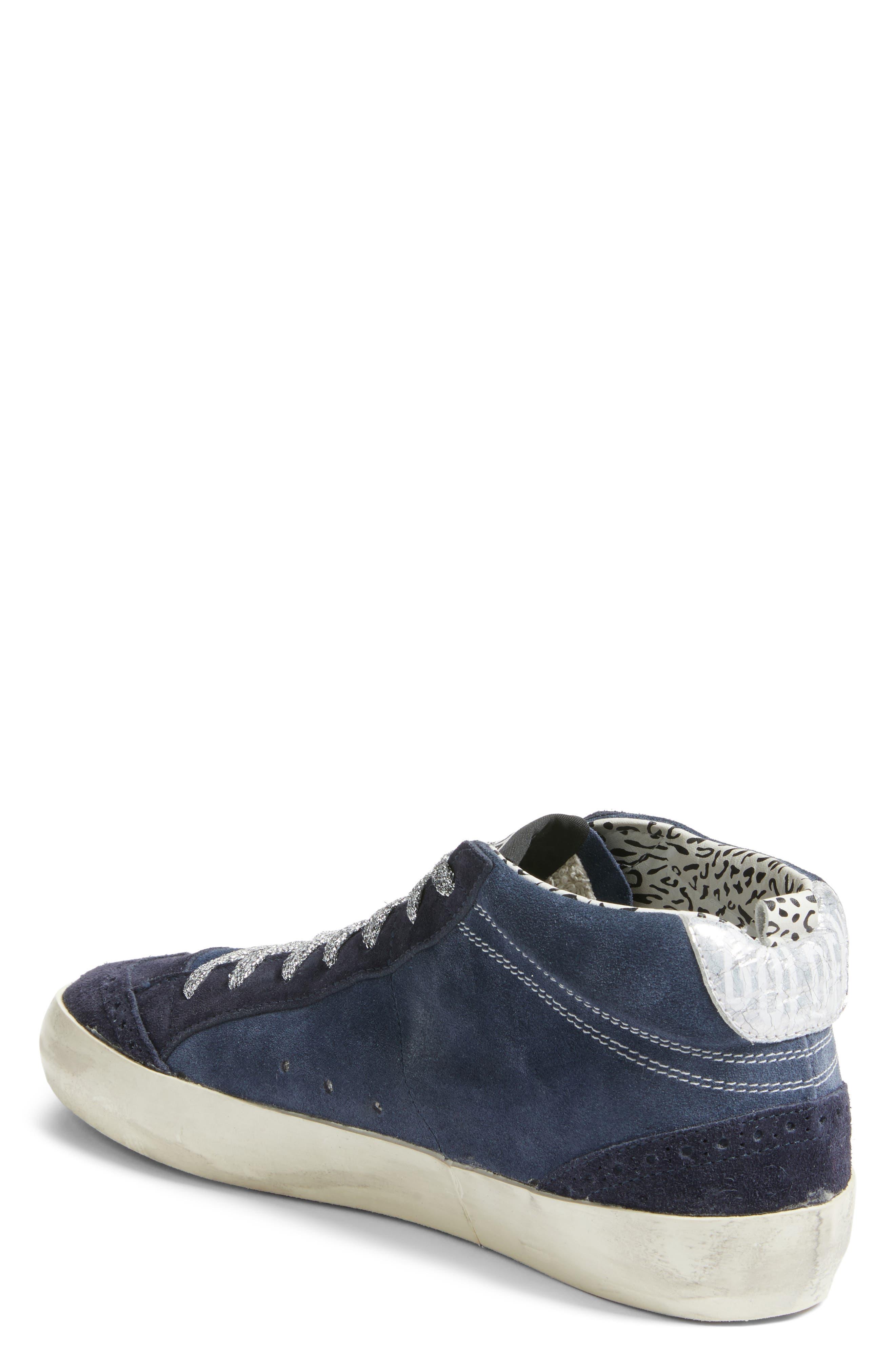 Star Mid Top Sneaker,                             Alternate thumbnail 2, color,                             401