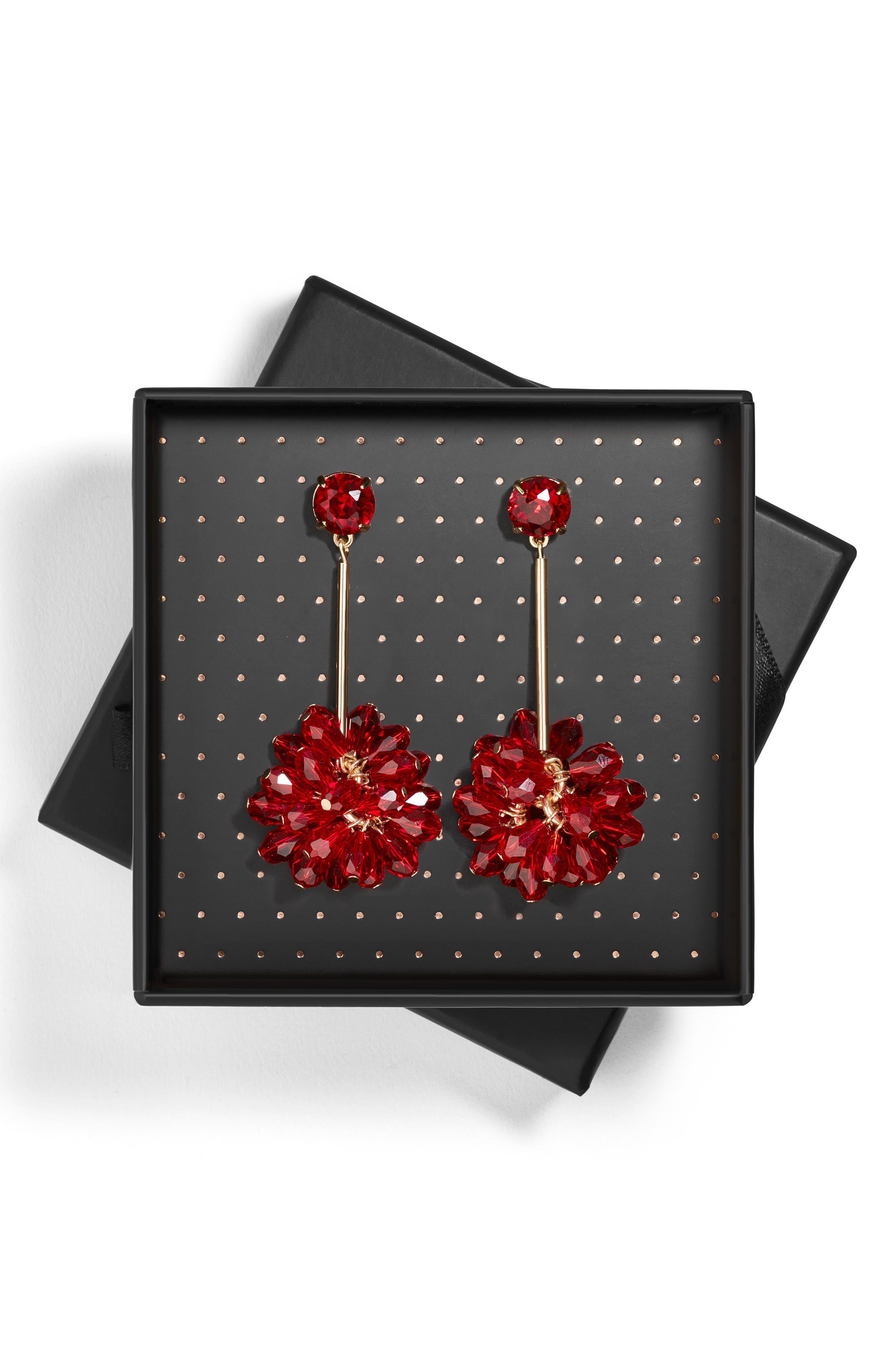 Noel Drop Earrings,                             Alternate thumbnail 9, color,