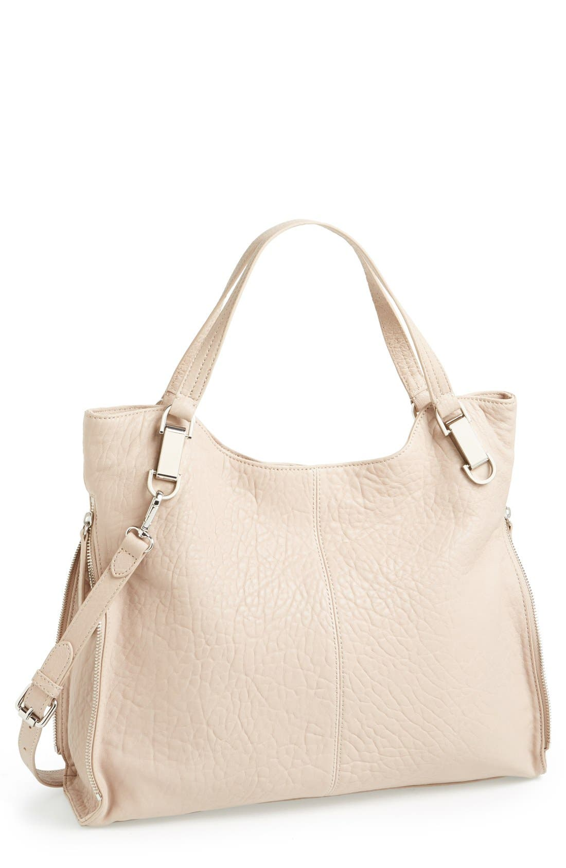 'Riley' Leather Tote,                             Main thumbnail 16, color,