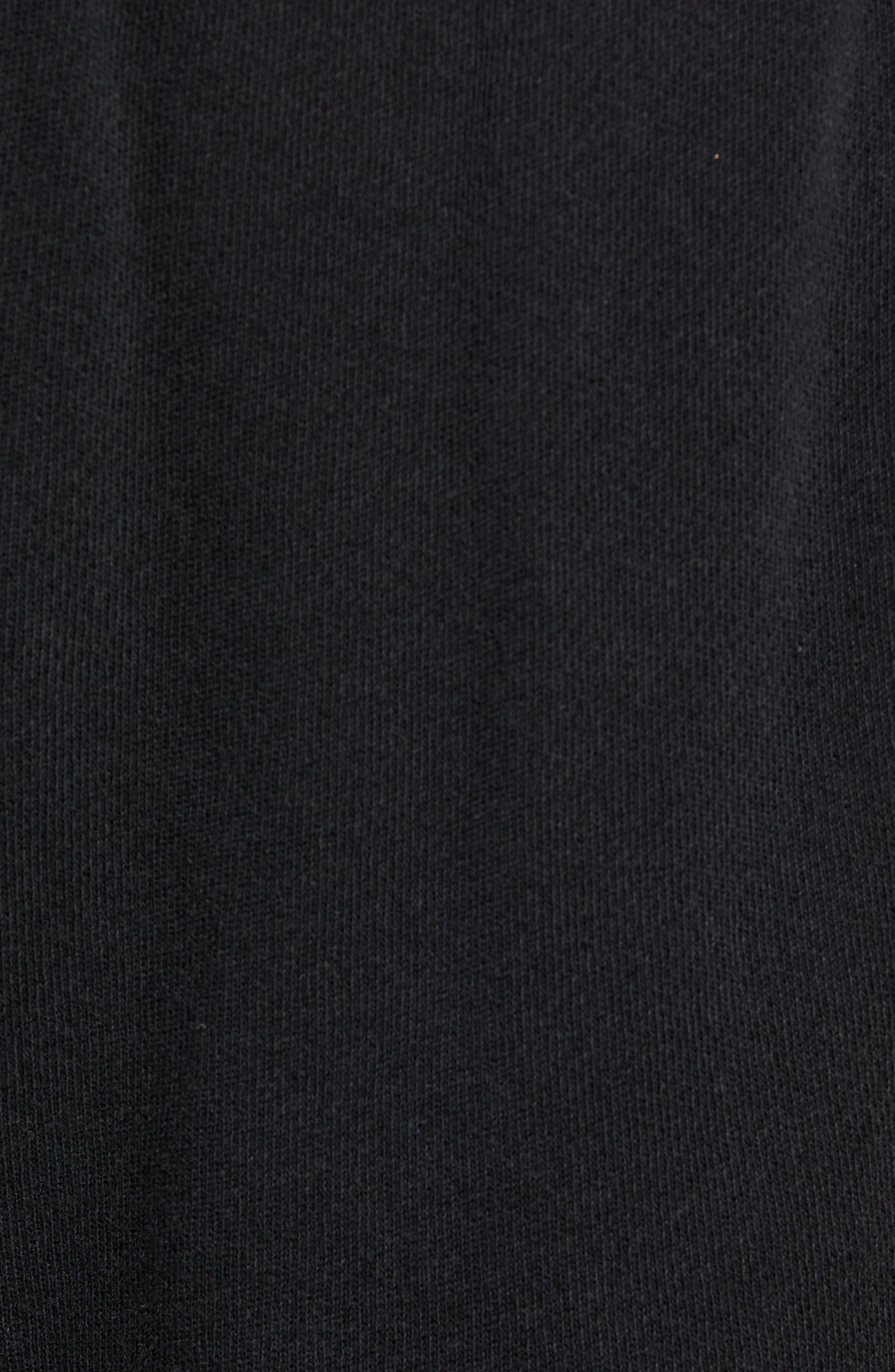 Slim Fit Sweatpants,                             Alternate thumbnail 5, color,                             CHARCOAL