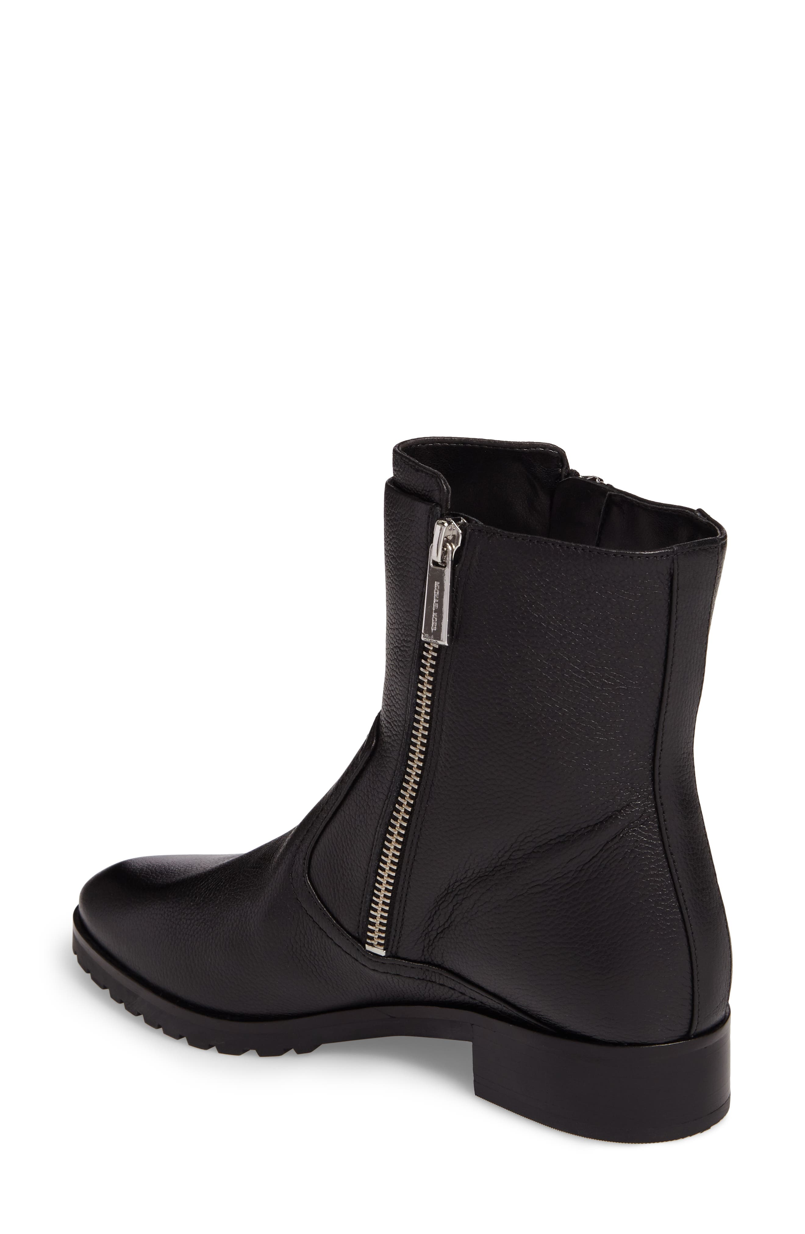 Andi Flat Bootie,                             Alternate thumbnail 2, color,                             001