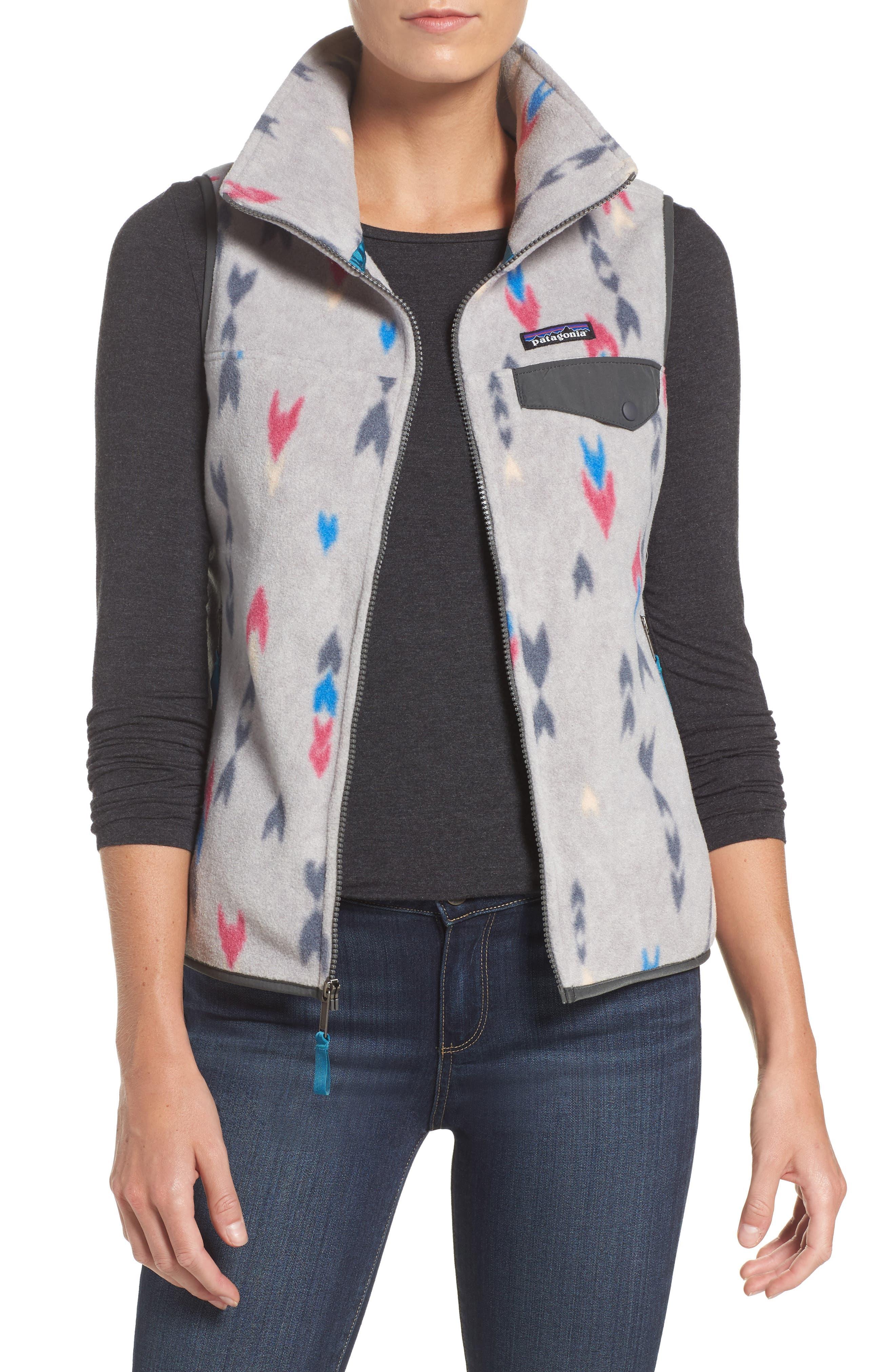 Snap-T<sup>®</sup> Fleece Vest,                             Main thumbnail 1, color,                             020