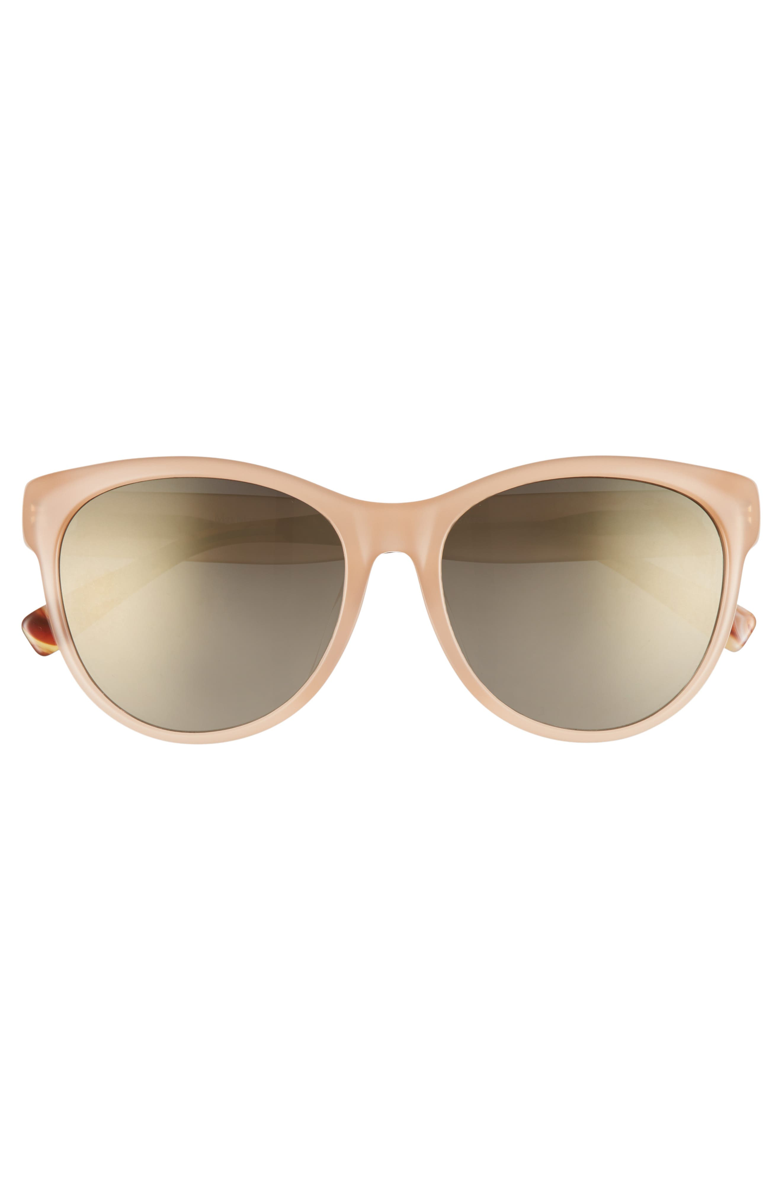 Leisure 57mm Special Fit Sunglasses,                             Alternate thumbnail 3, color,                             250