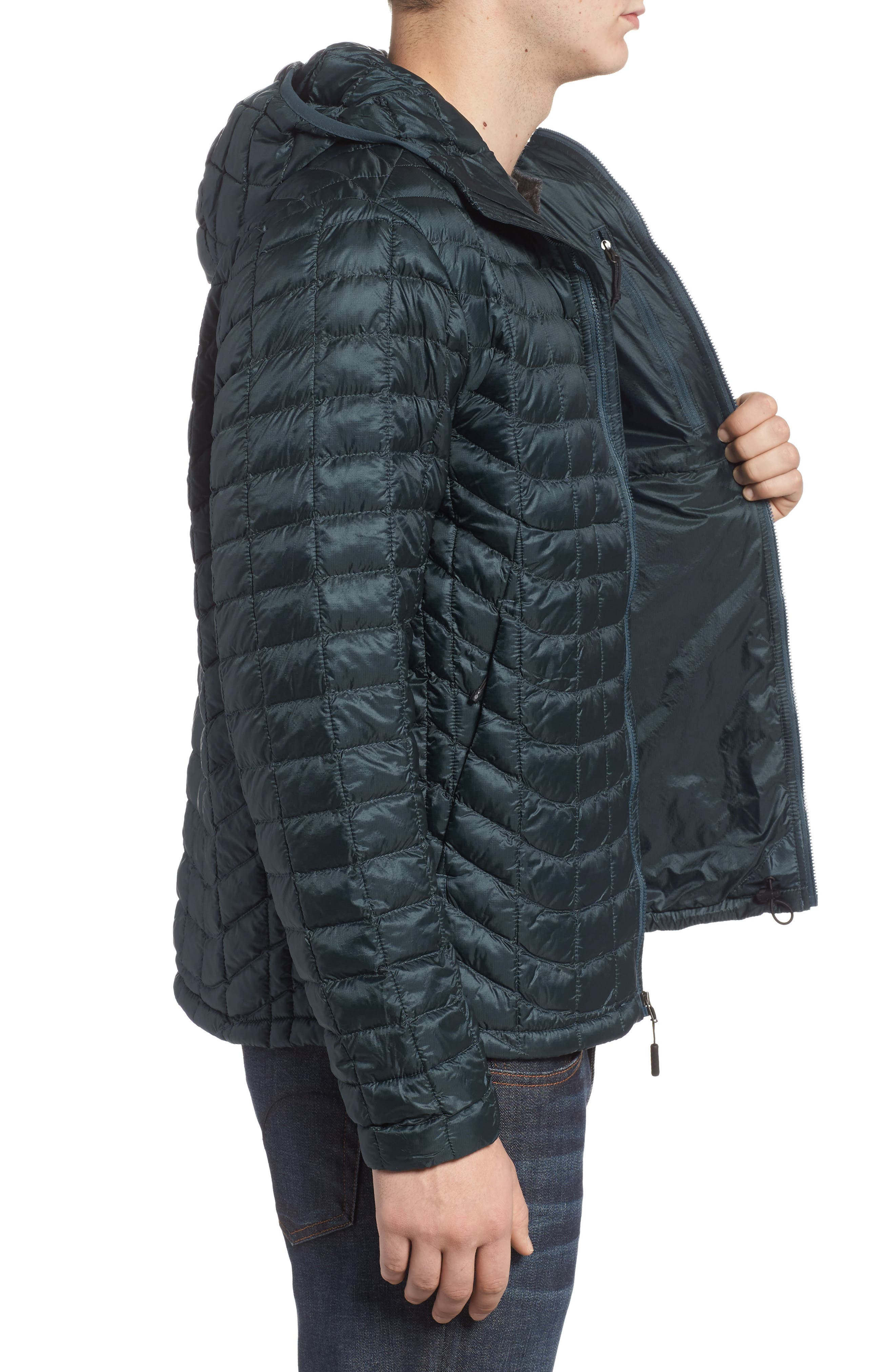 'ThermoBall<sup>™</sup>' PrimaLoft<sup>®</sup> Hooded Jacket,                             Alternate thumbnail 28, color,