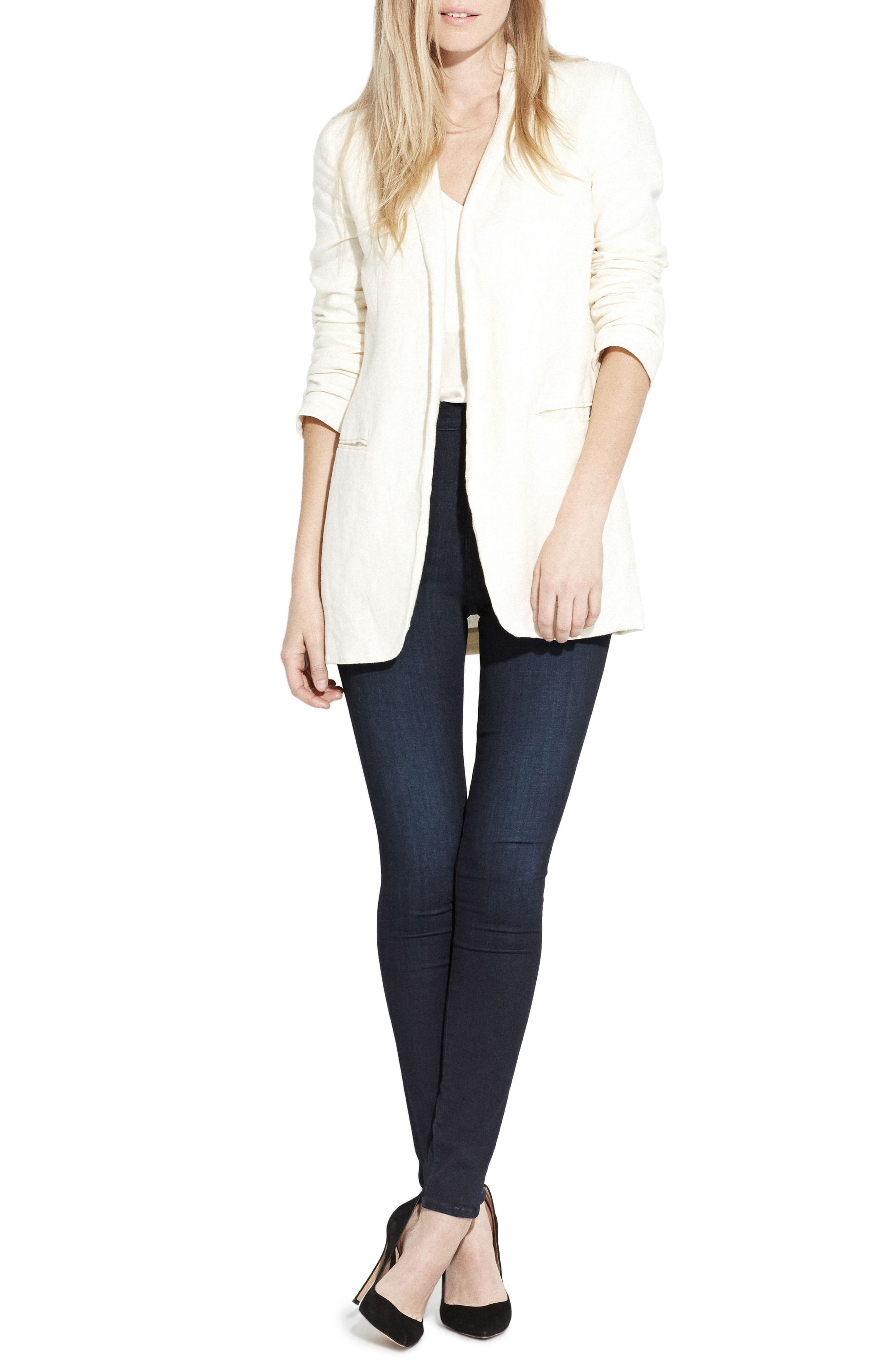 The High Rise Skinny Jeans,                             Main thumbnail 1, color,                             400