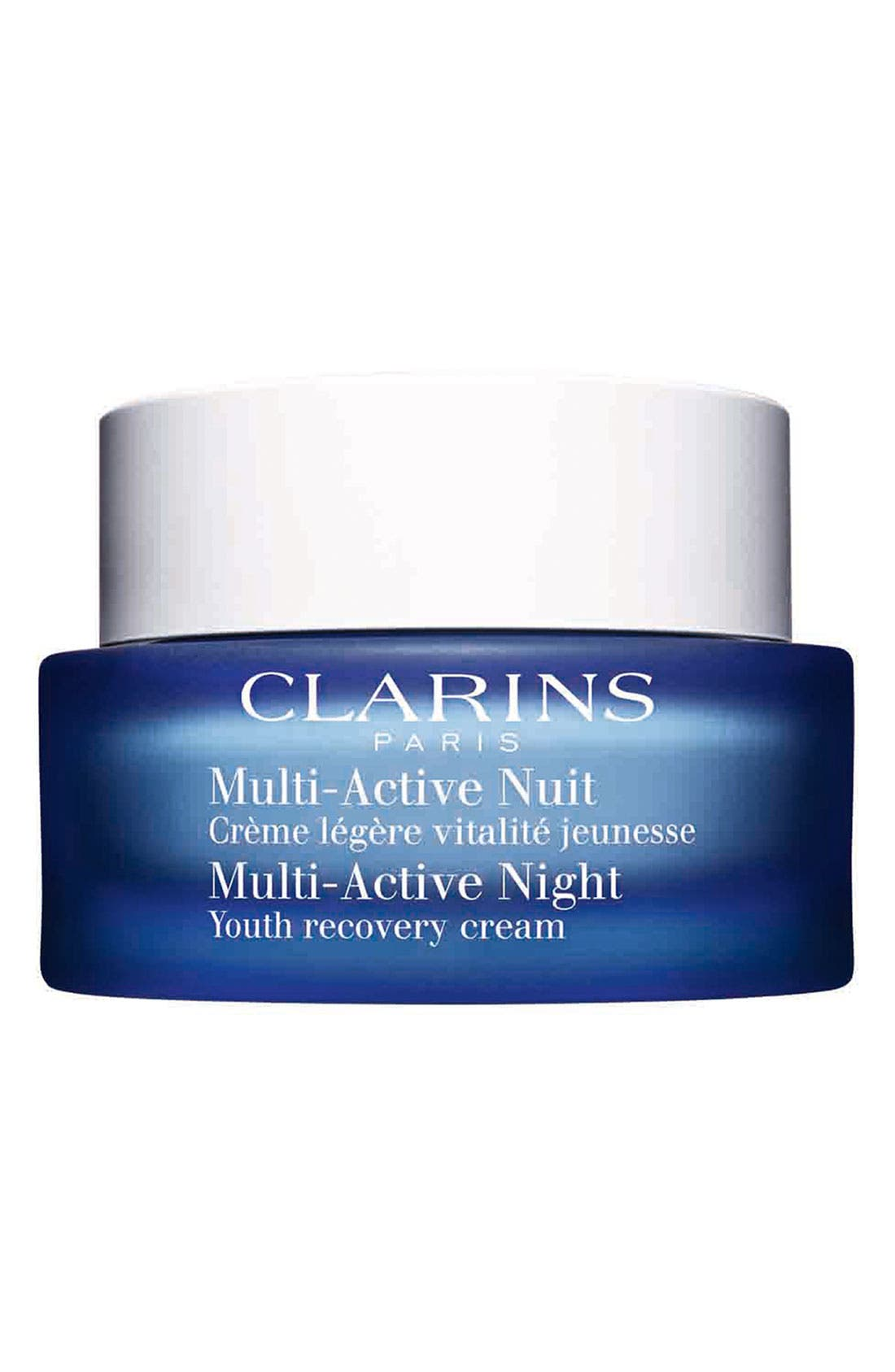 'Multi-Active' Night Youth Recovery Comfort Cream,                             Main thumbnail 2, color,