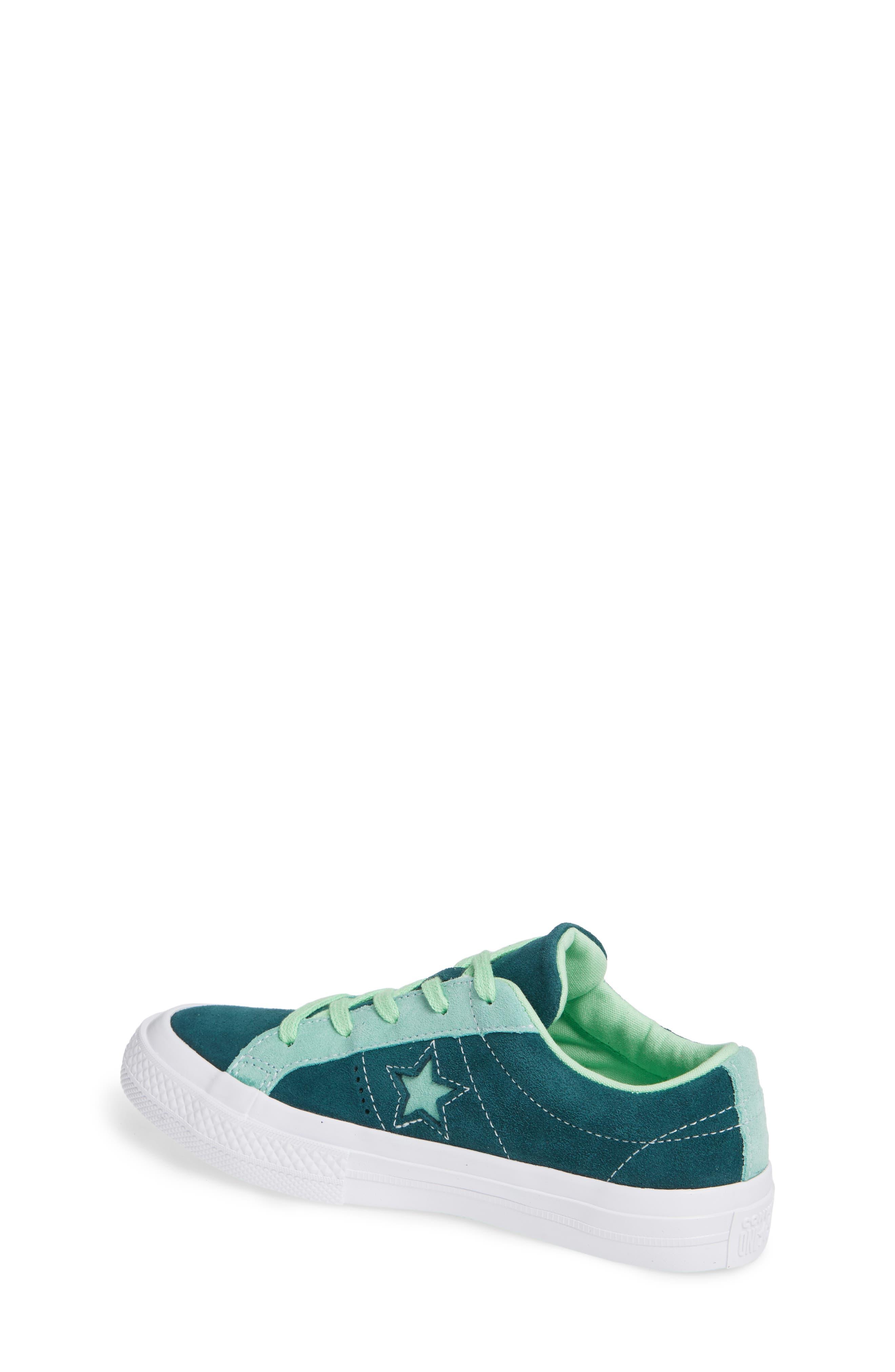 One Star Carnival Low Top Sneaker,                             Alternate thumbnail 2, color,                             345