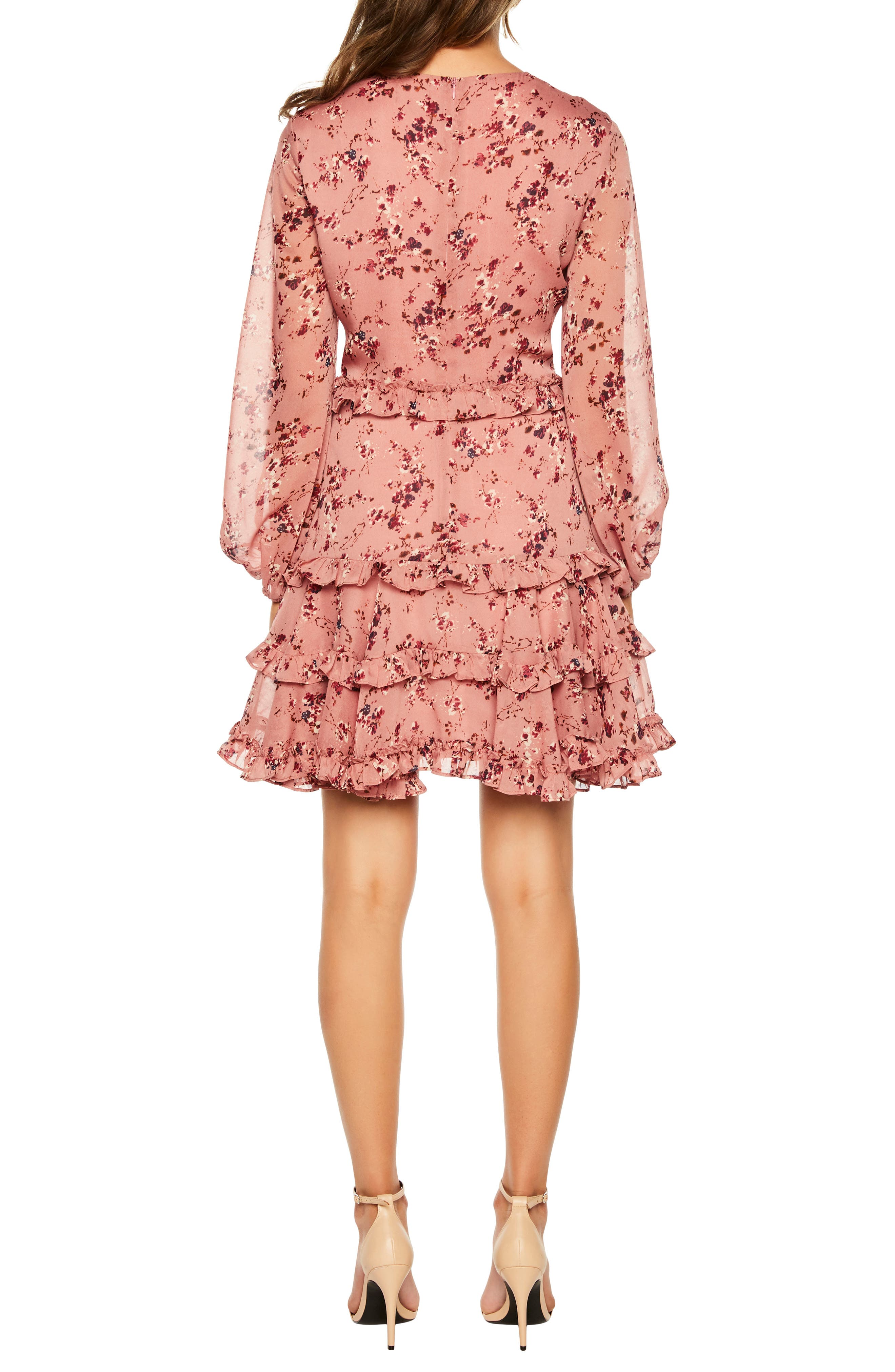 Frill Dress,                             Alternate thumbnail 2, color,                             950