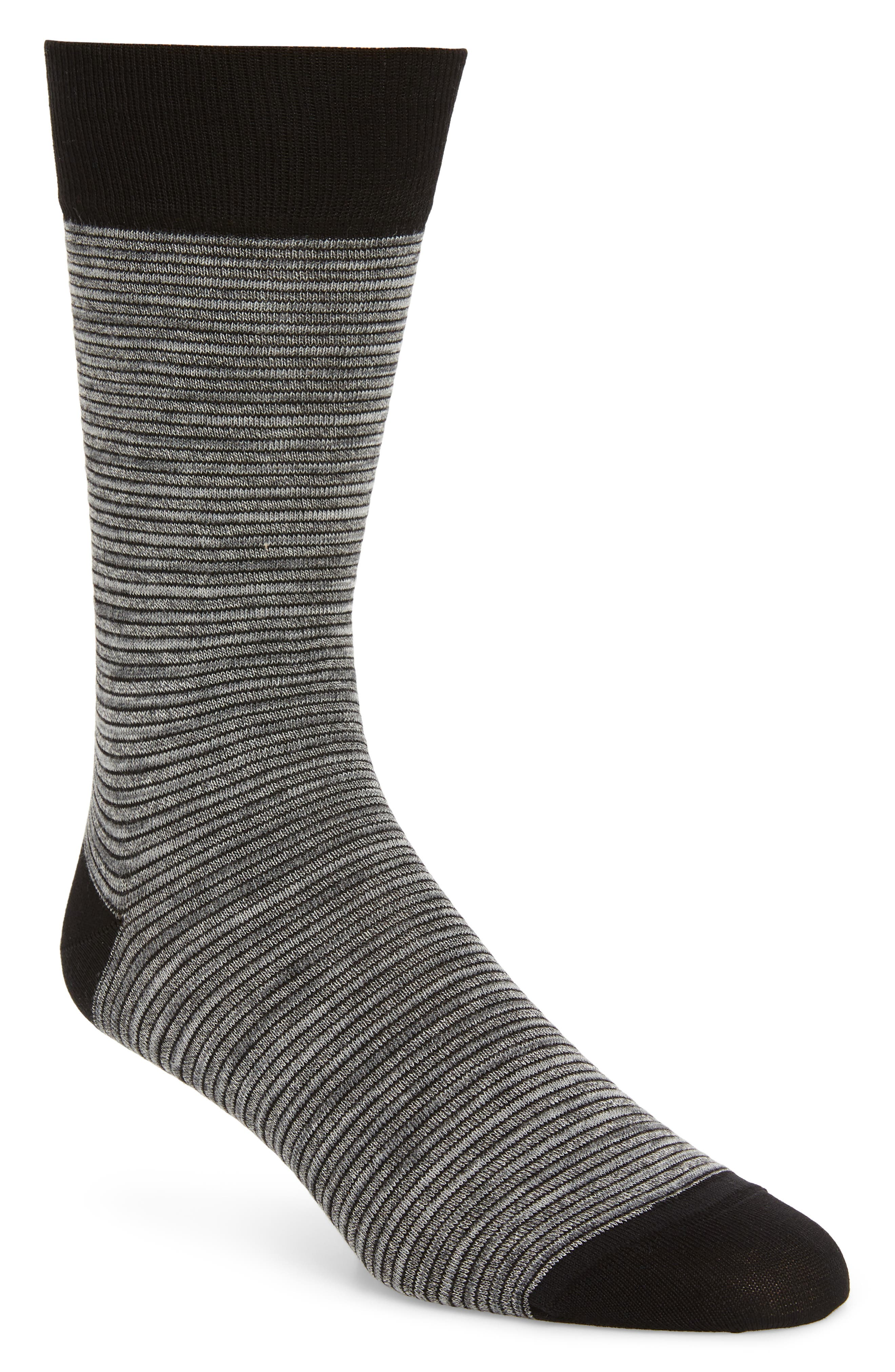 Stripe Socks,                         Main,                         color, 030
