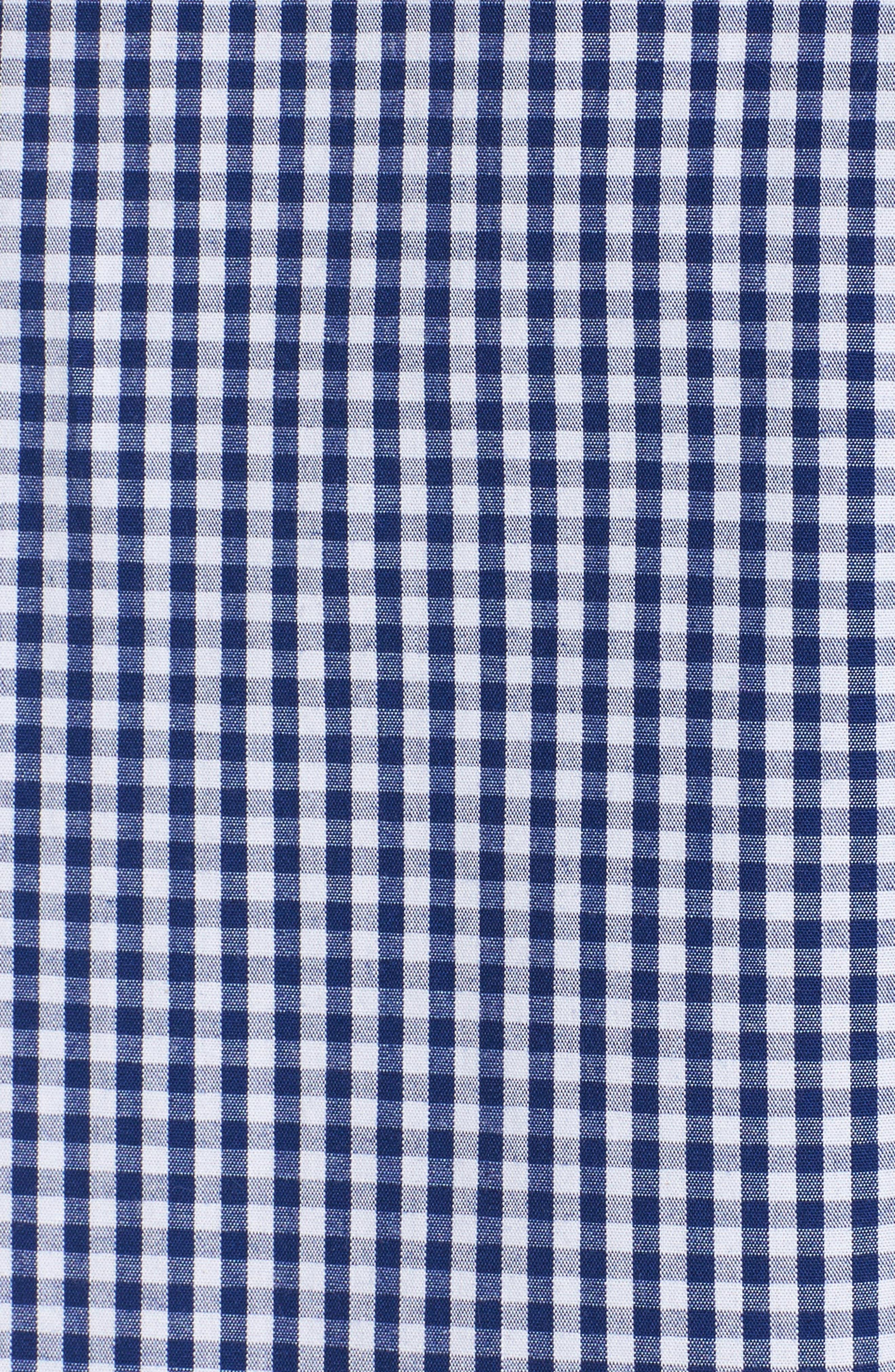 Ayla Midi Shirtdress,                             Alternate thumbnail 5, color,                             413