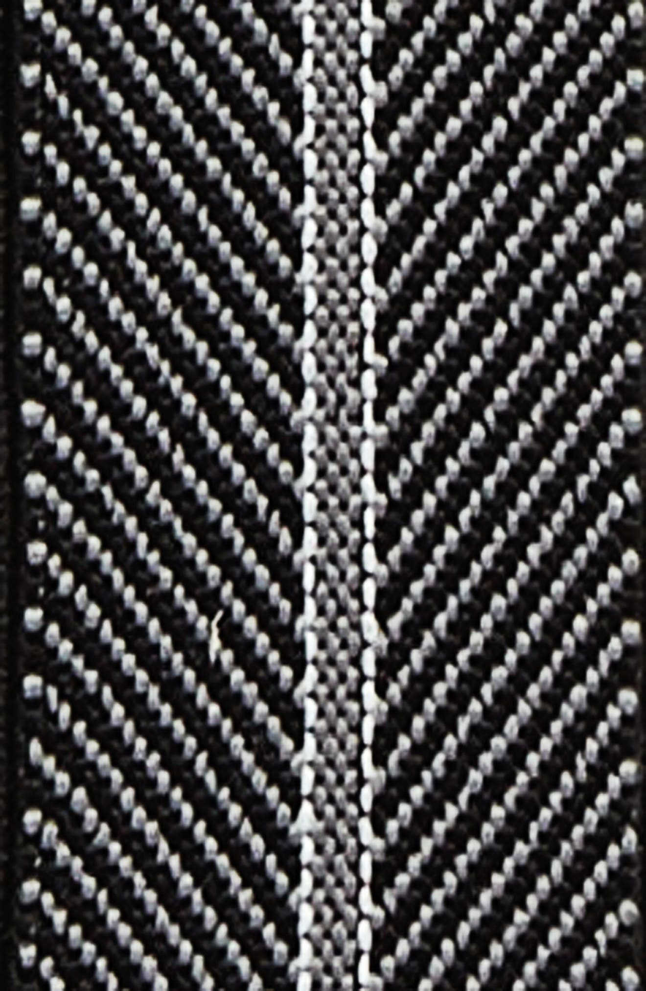 Herringbone Suspenders,                             Alternate thumbnail 2, color,                             CHARCOAL