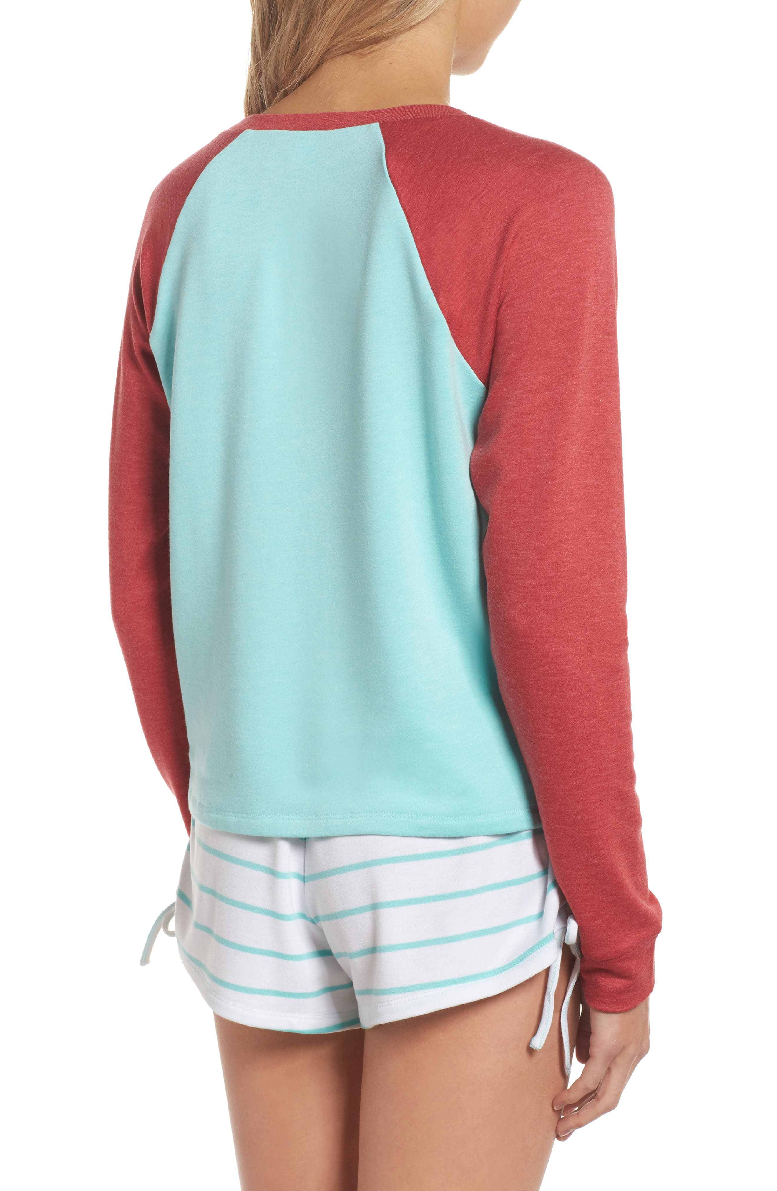 Short Pajamas,                             Alternate thumbnail 7, color,