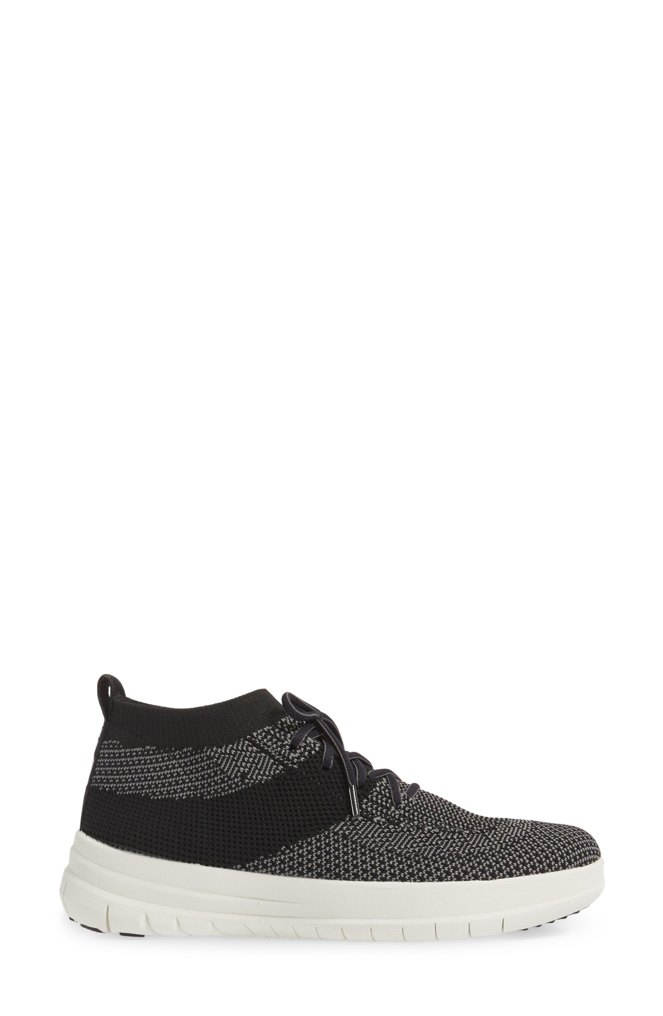 Überknit High Top Sneaker,                             Alternate thumbnail 15, color,