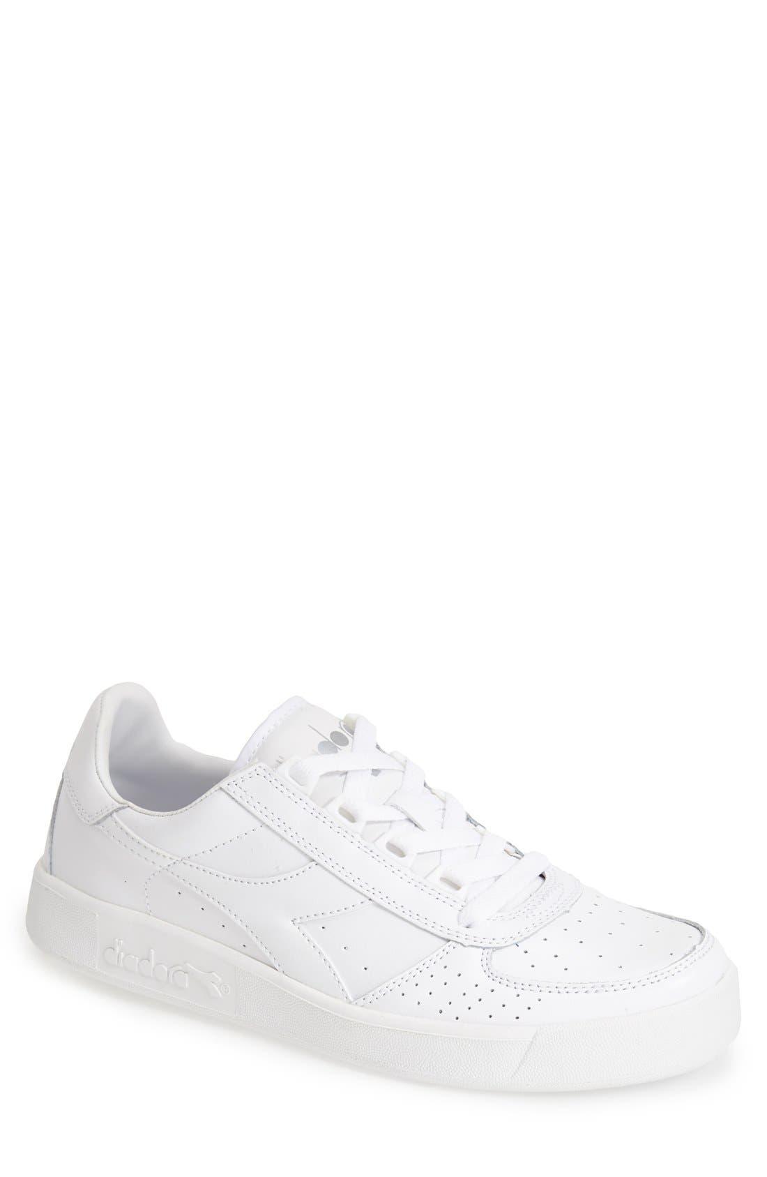 'B. Elite' Sneaker, Main, color, 100