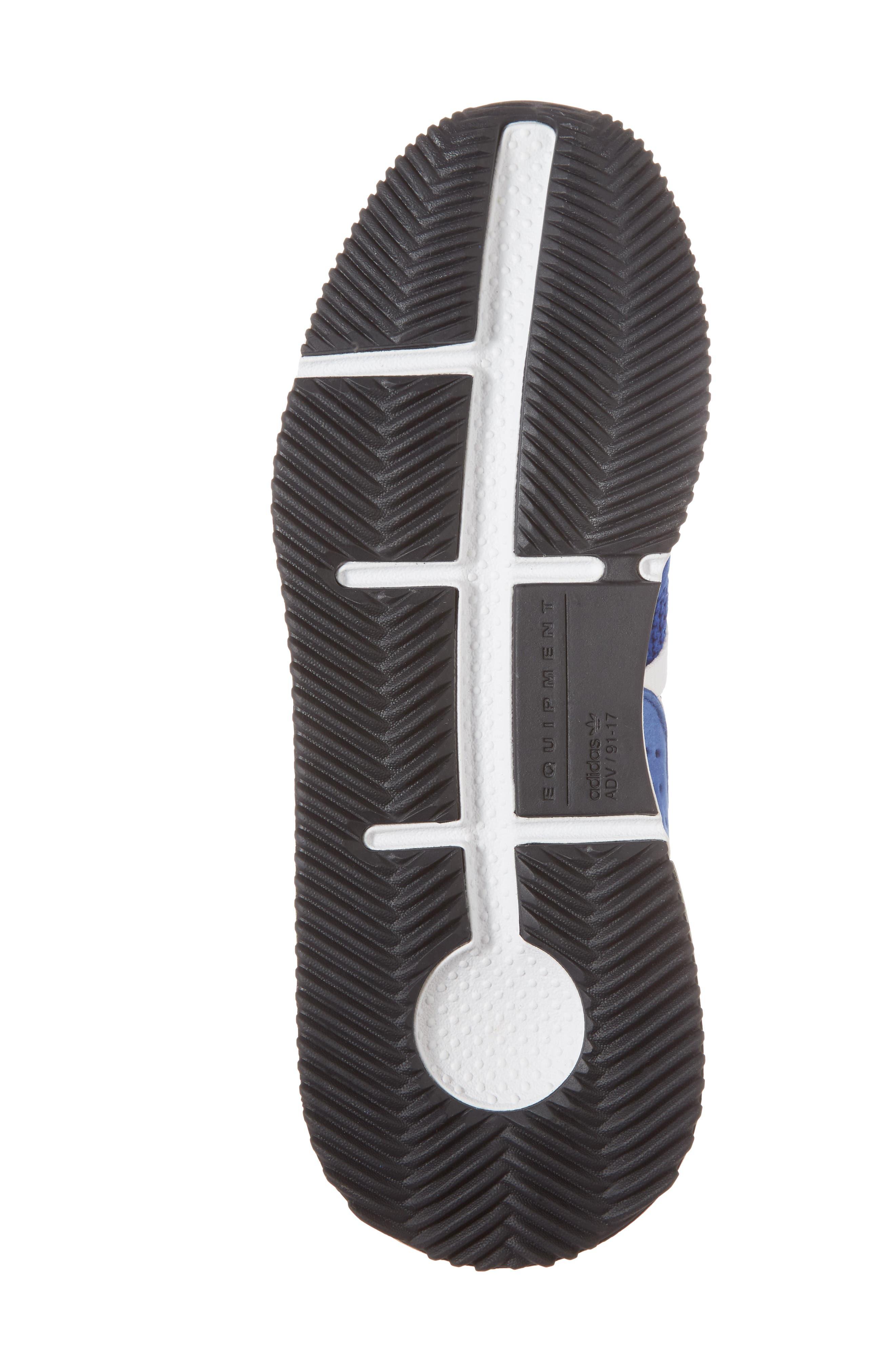 EQT Cushion ADV Sneaker,                             Alternate thumbnail 6, color,                             400