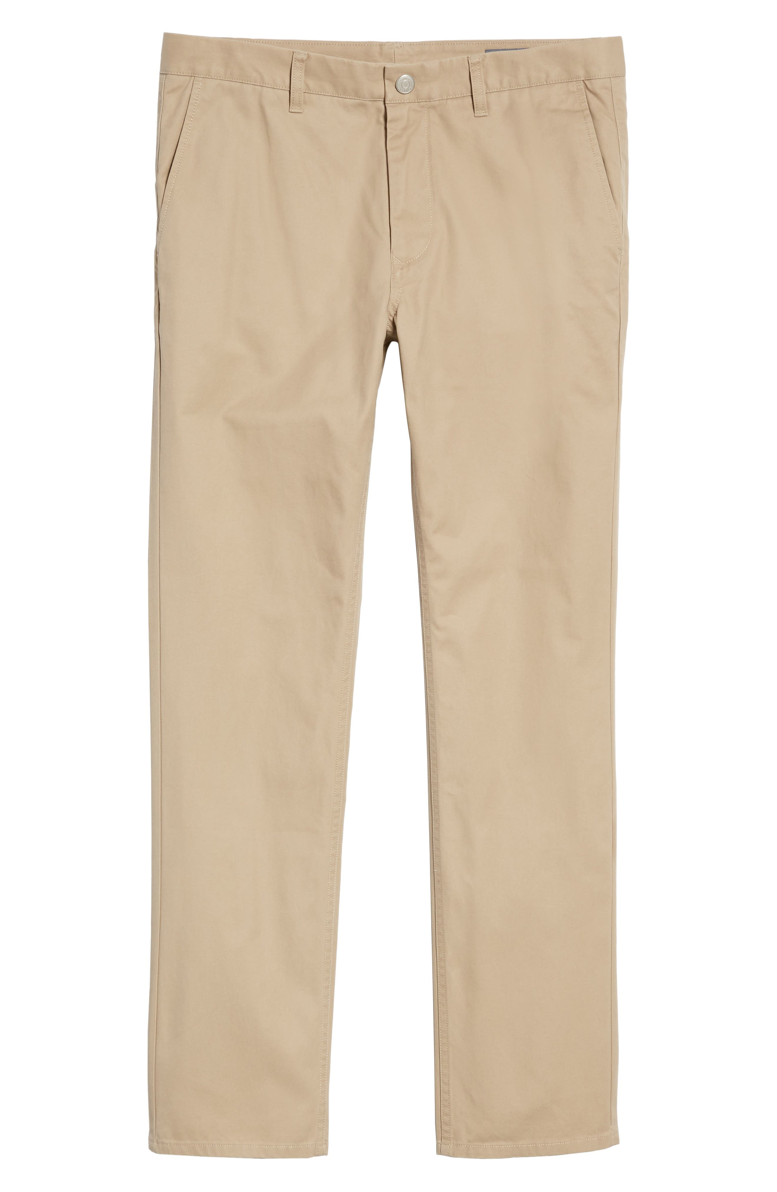 Tailored Fit Washed Chinos,                             Alternate thumbnail 2, color,                             250
