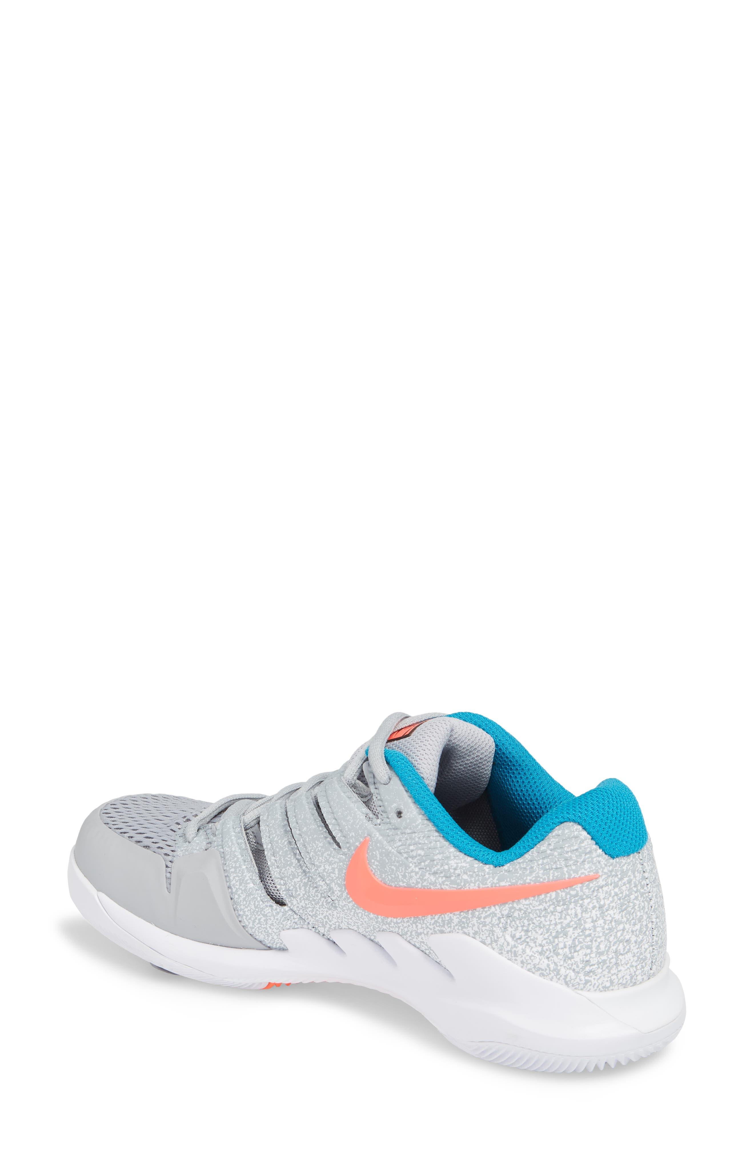 Air Zoom Vapor X Tennis Shoe,                             Alternate thumbnail 4, color,