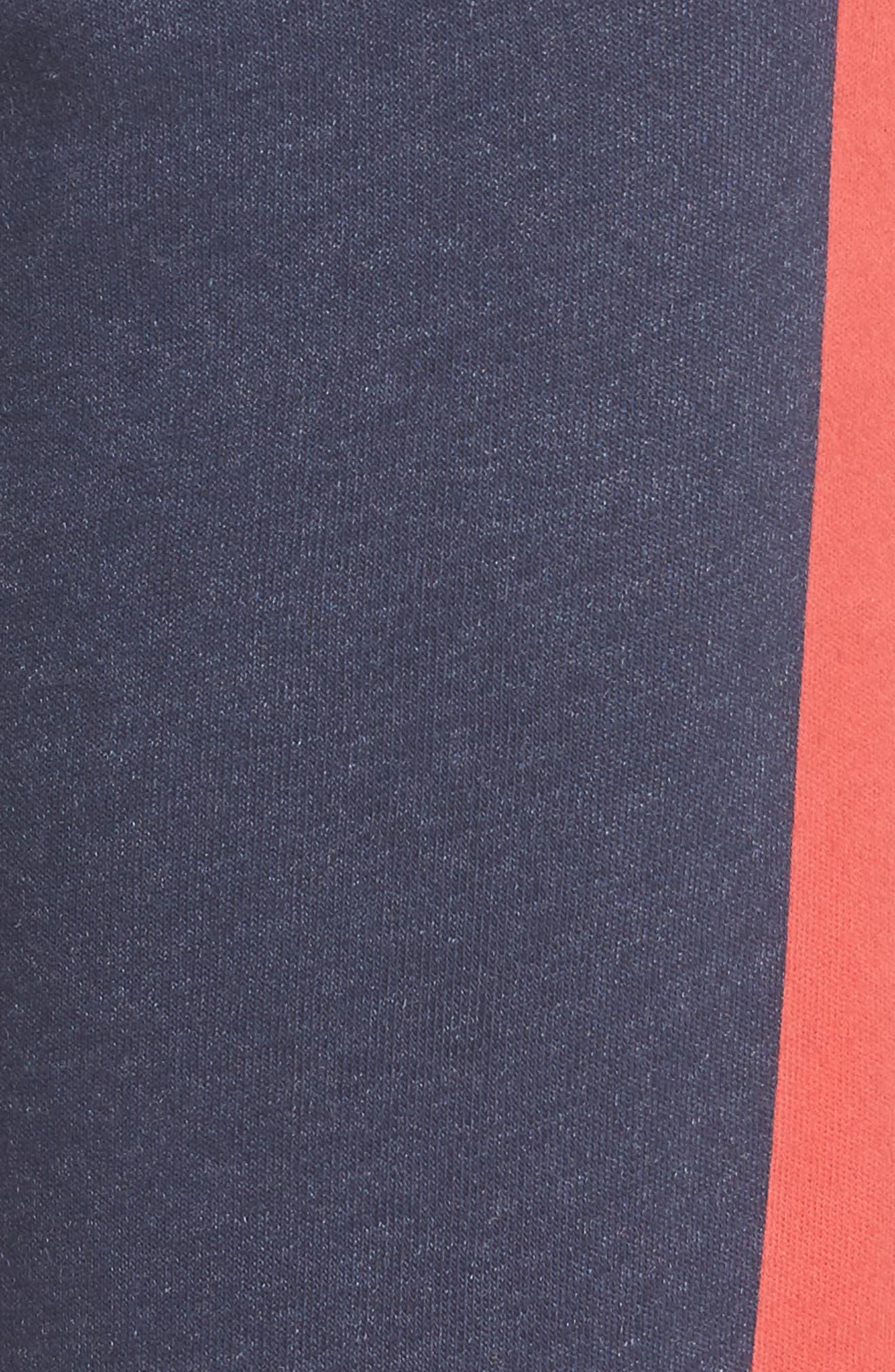 Jack Varsity Stripe Jogger Pants,                             Alternate thumbnail 6, color,                             410