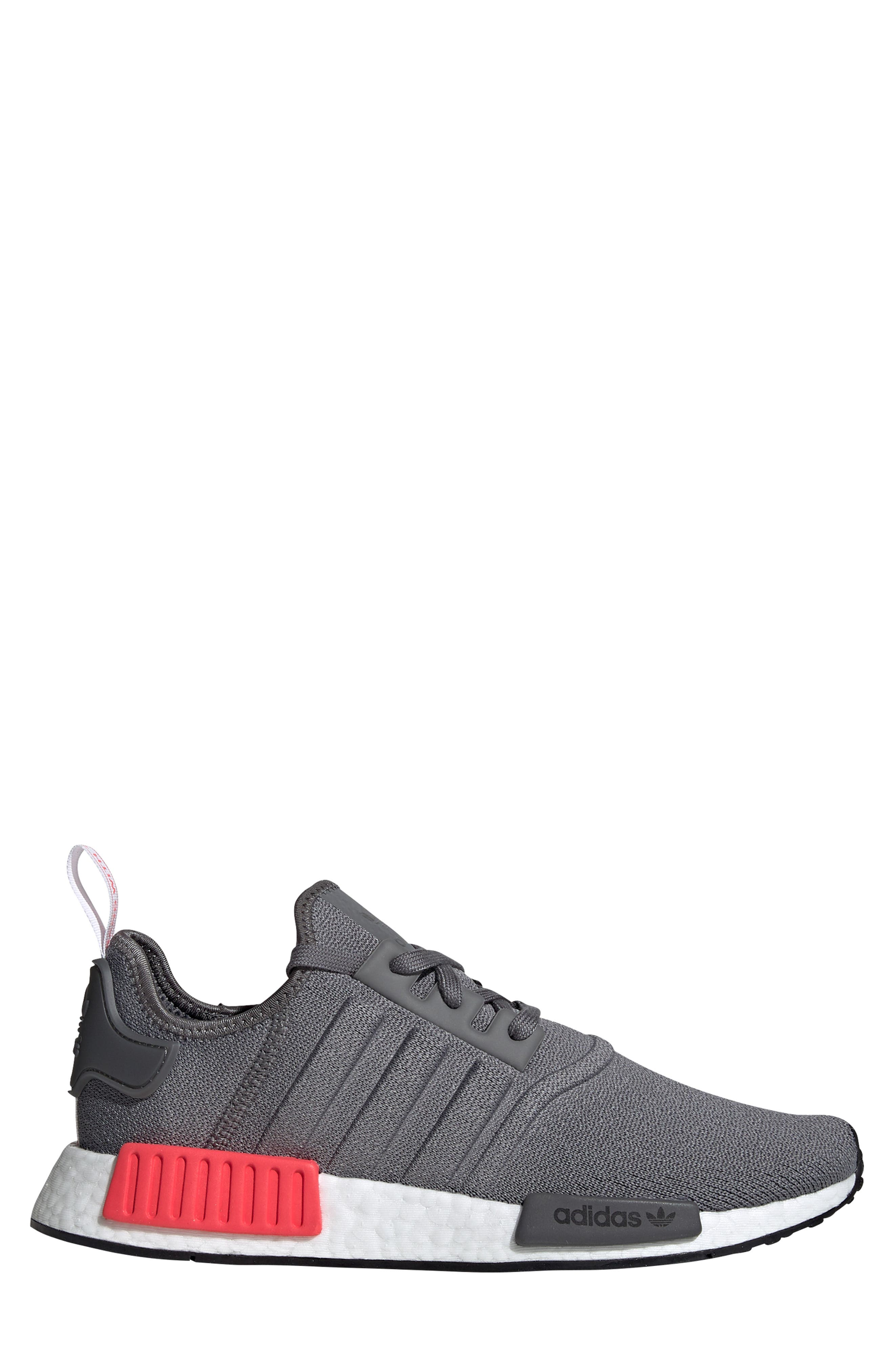 ADIDAS,                             NMD_R1 Sneaker,                             Alternate thumbnail 3, color,                             023