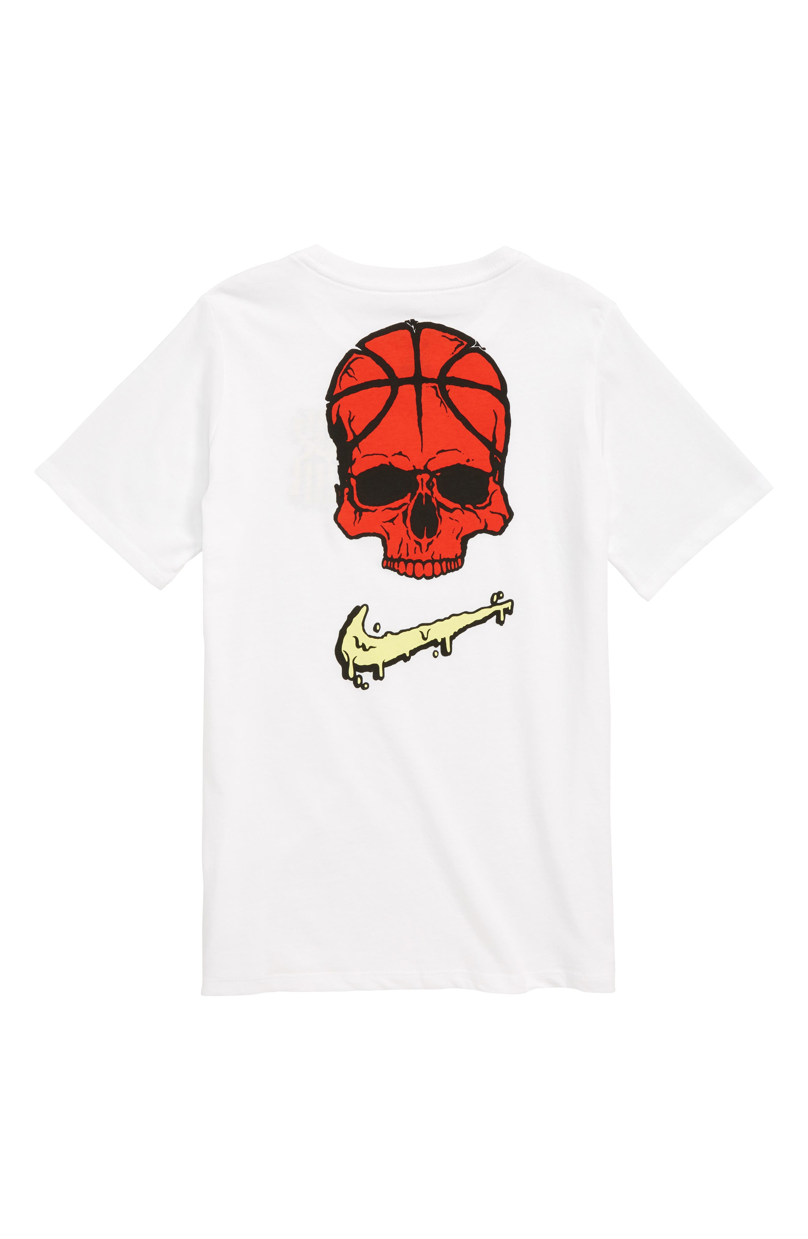 Dry Kyrie Graphic T-Shirt,                             Alternate thumbnail 2, color,                             100