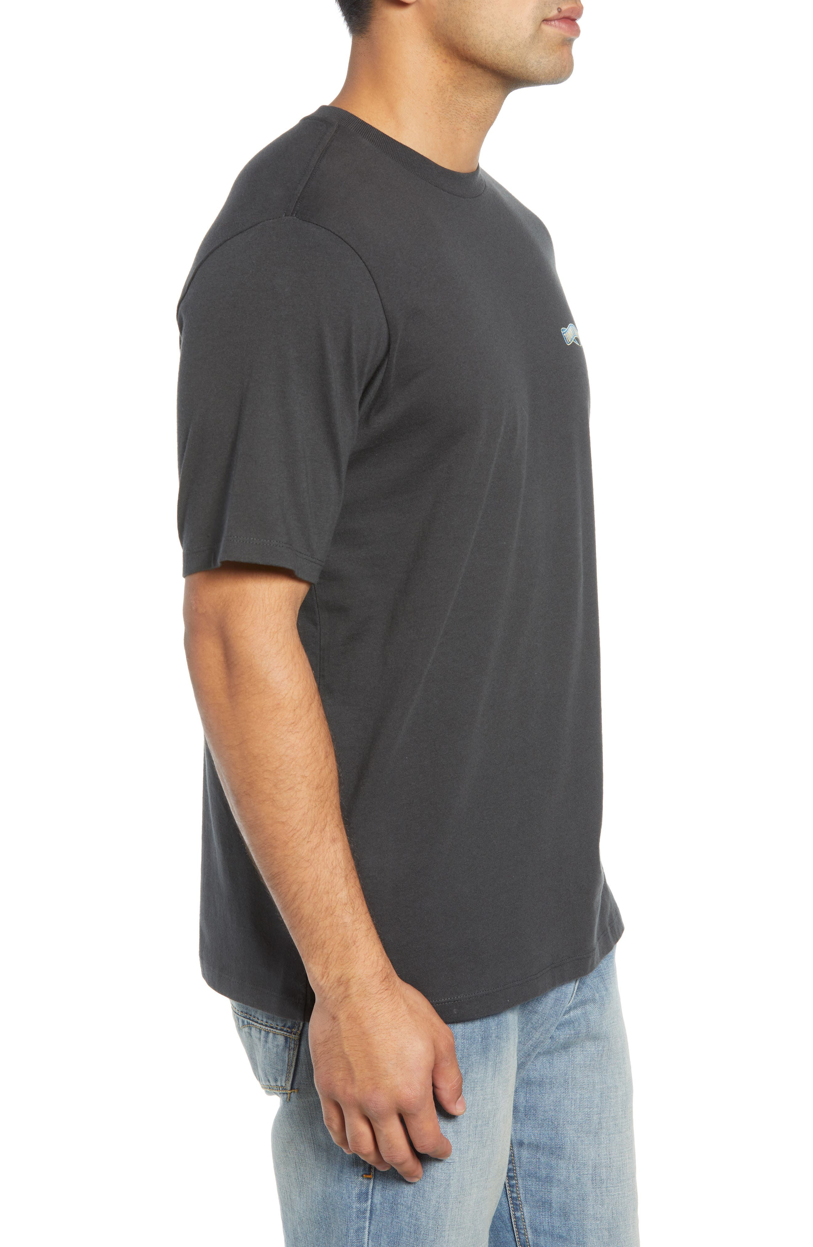 TOMMY BAHAMA,                             Find your Hoppy Place T-Shirt,                             Alternate thumbnail 3, color,                             001